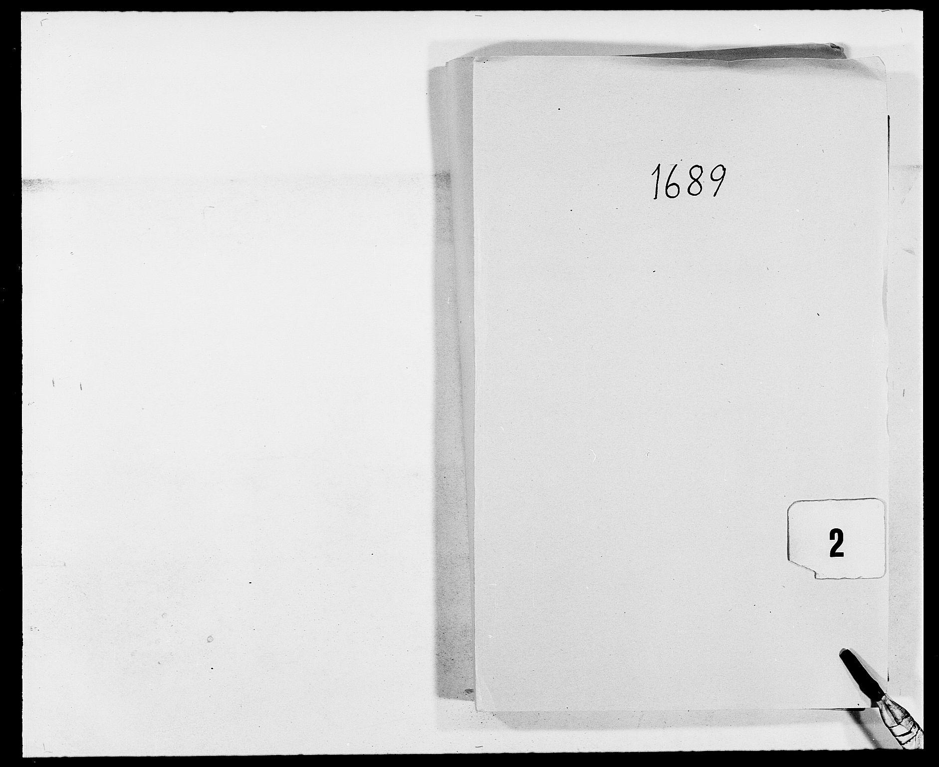 RA, Rentekammeret inntil 1814, Reviderte regnskaper, Fogderegnskap, R02/L0106: Fogderegnskap Moss og Verne kloster, 1688-1691, s. 147
