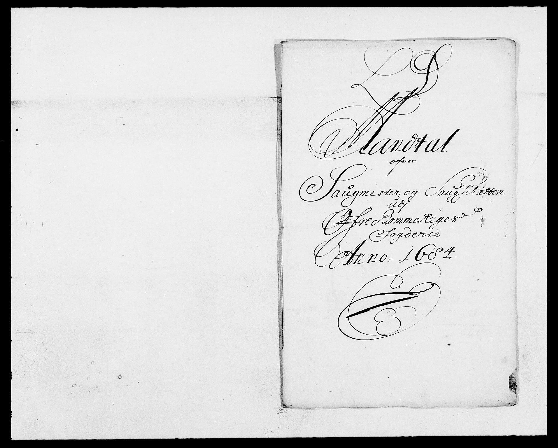 RA, Rentekammeret inntil 1814, Reviderte regnskaper, Fogderegnskap, R12/L0698: Fogderegnskap Øvre Romerike, 1684, s. 51