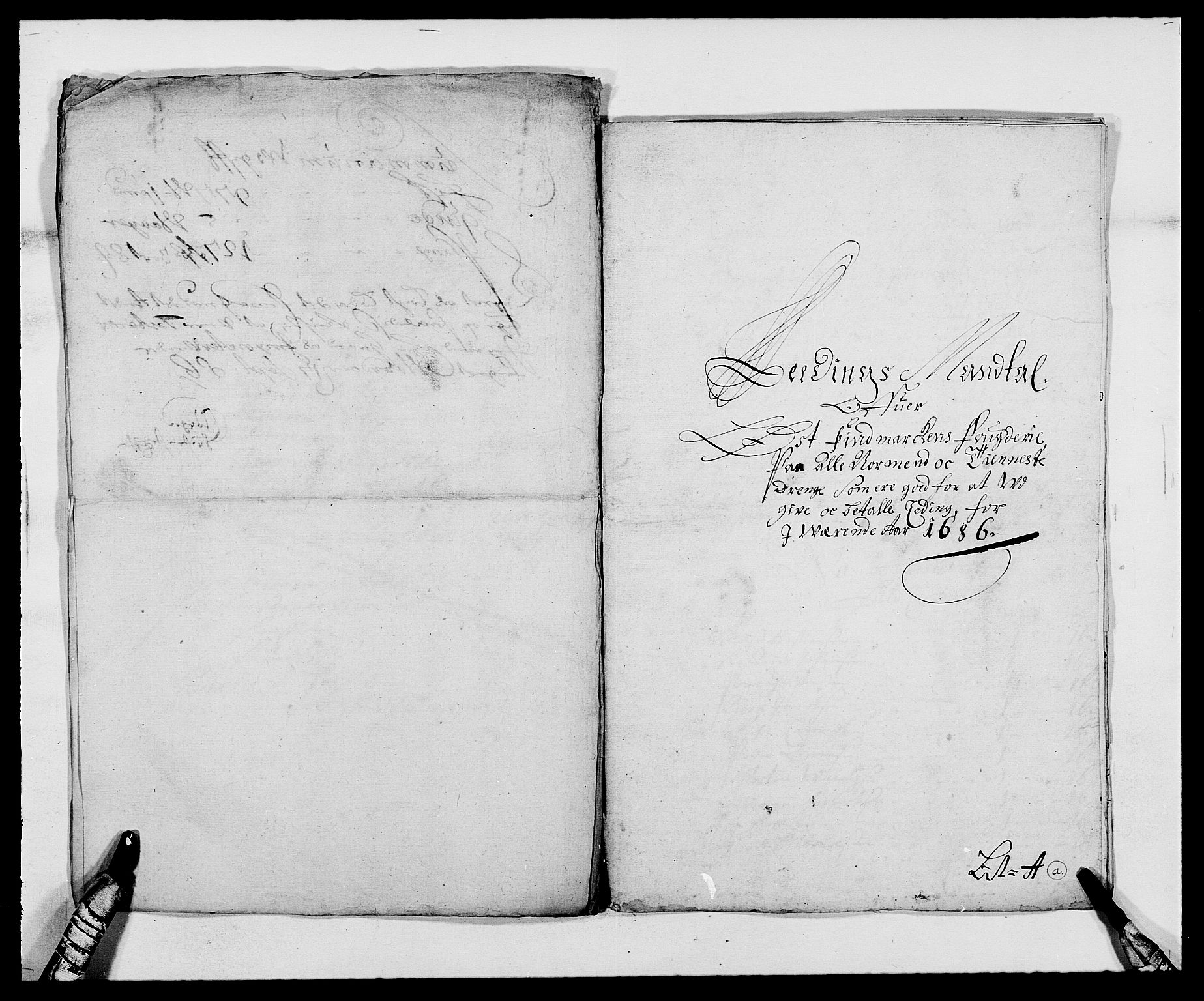 RA, Rentekammeret inntil 1814, Reviderte regnskaper, Fogderegnskap, R69/L4850: Fogderegnskap Finnmark/Vardøhus, 1680-1690, s. 31