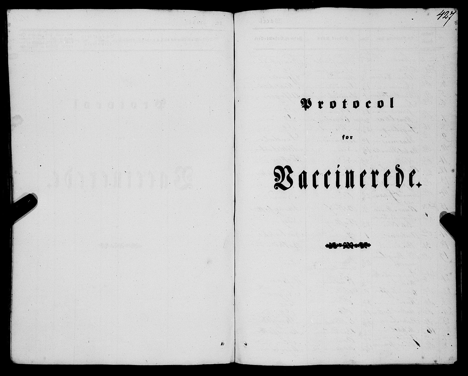 SAB, Eid Sokneprestembete, H/Haa: Ministerialbok nr. A 7, 1844-1858, s. 427