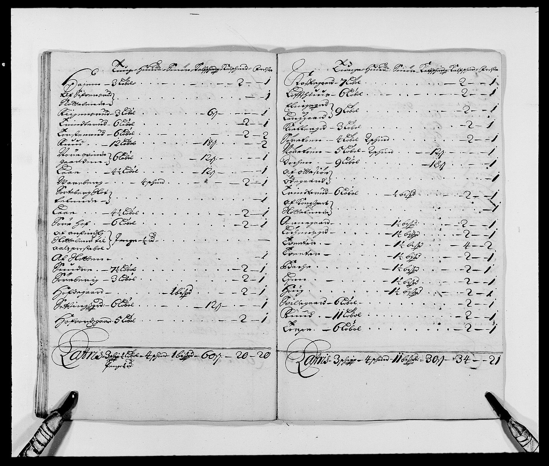 RA, Rentekammeret inntil 1814, Reviderte regnskaper, Fogderegnskap, R21/L1447: Fogderegnskap Ringerike og Hallingdal, 1687-1689, s. 151