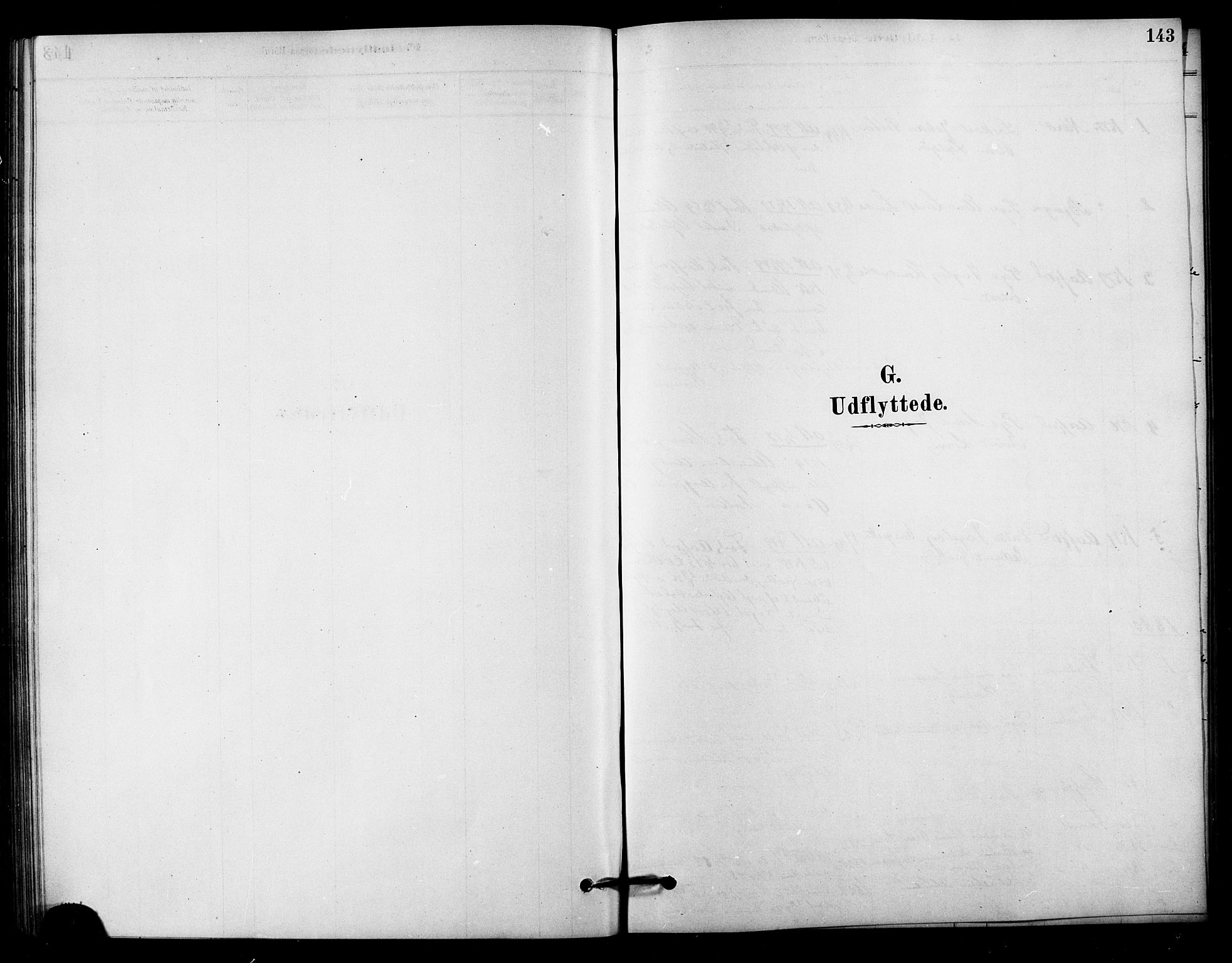SAT, Ministerialprotokoller, klokkerbøker og fødselsregistre - Sør-Trøndelag, 656/L0692: Ministerialbok nr. 656A01, 1879-1893, s. 143