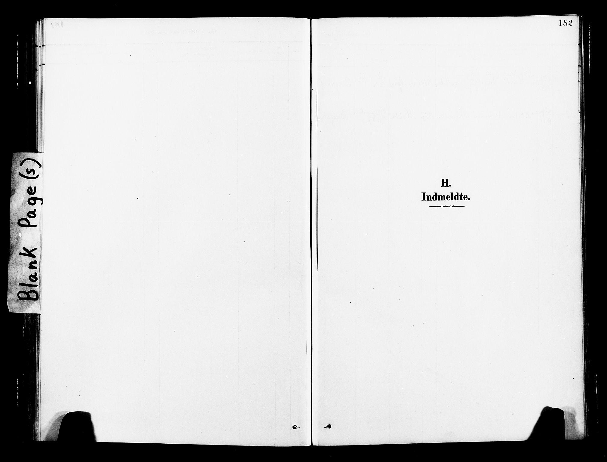 SAT, Ministerialprotokoller, klokkerbøker og fødselsregistre - Nord-Trøndelag, 713/L0121: Ministerialbok nr. 713A10, 1888-1898, s. 182