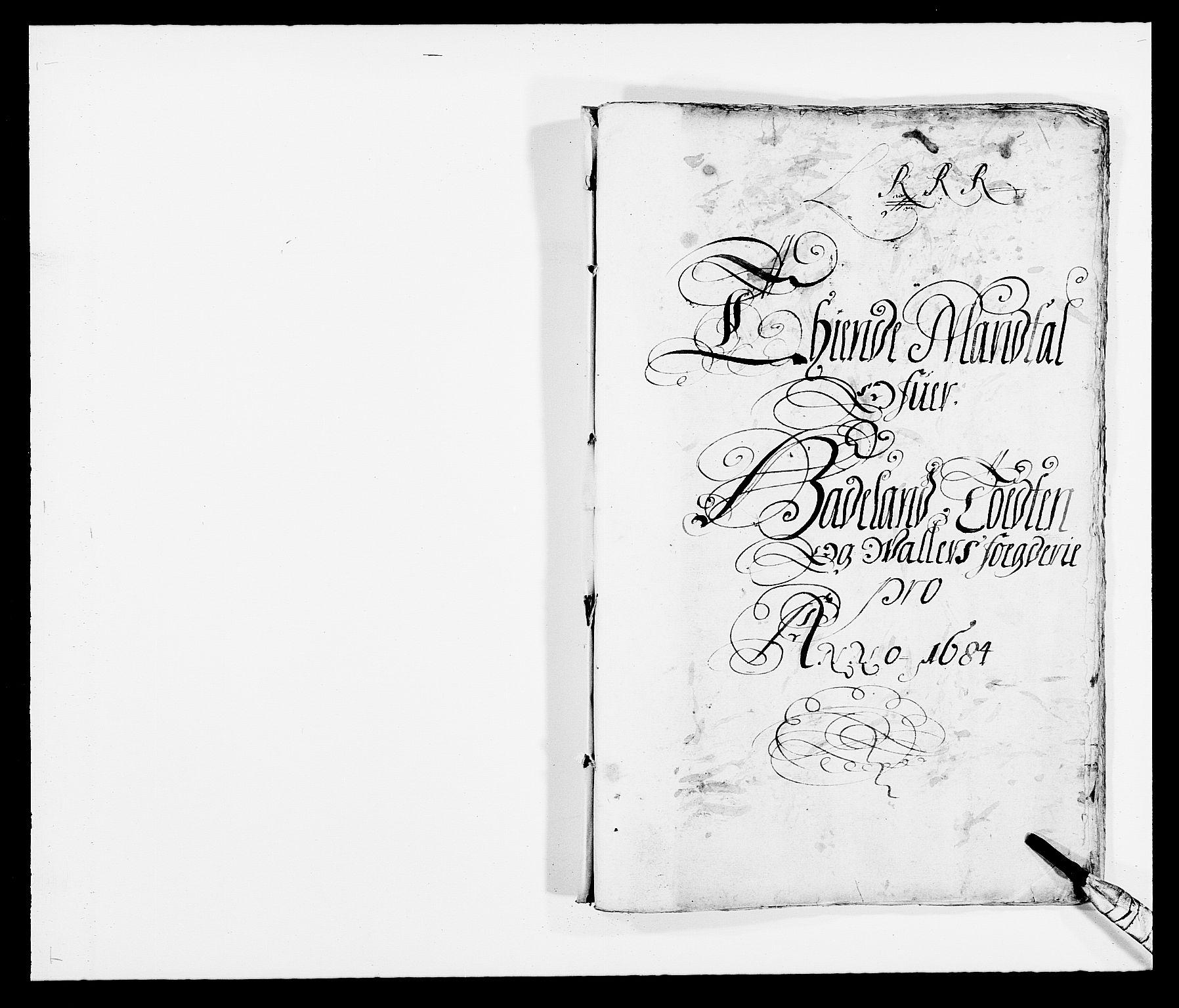 RA, Rentekammeret inntil 1814, Reviderte regnskaper, Fogderegnskap, R18/L1283: Fogderegnskap Hadeland, Toten og Valdres, 1684, s. 128