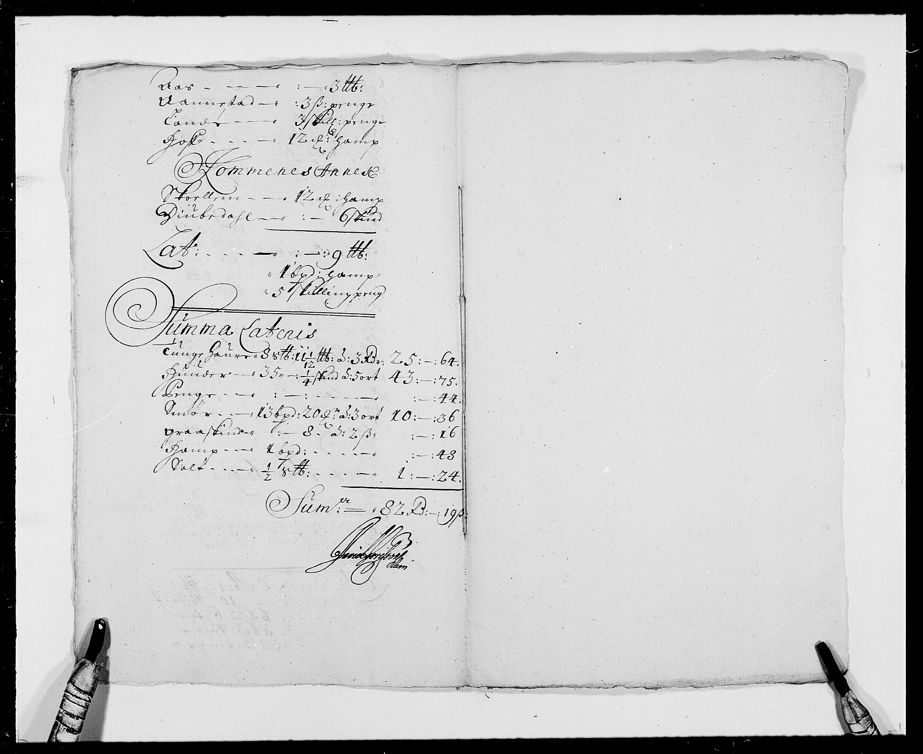 RA, Rentekammeret inntil 1814, Reviderte regnskaper, Fogderegnskap, R24/L1573: Fogderegnskap Numedal og Sandsvær, 1687-1691, s. 353