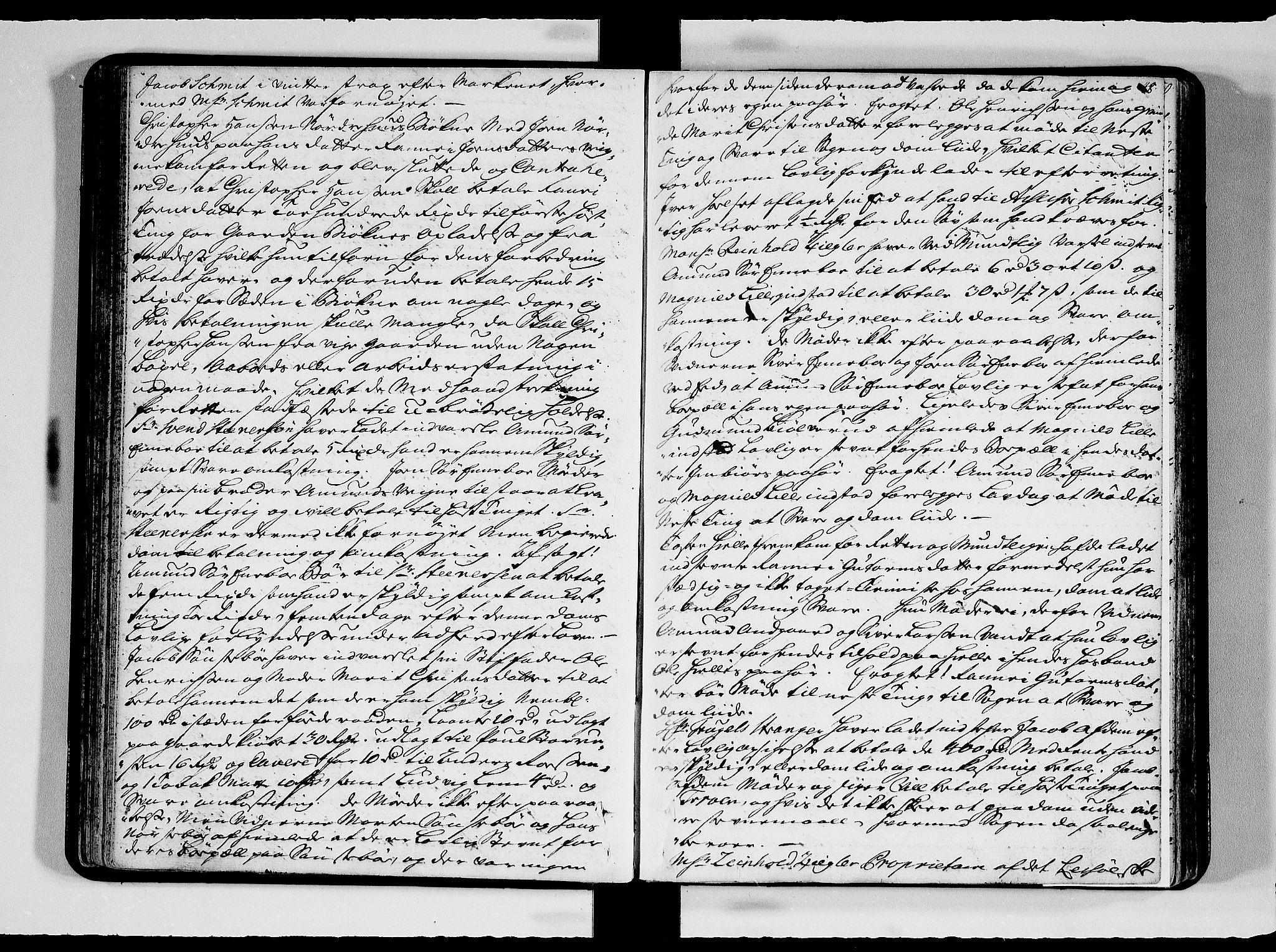SAH, Sorenskriverier i Gudbrandsdalen, G/Gb/Gbc/L0008: Tingbok - Nord- og Sør-Gudbrandsdal, 1720-1722, s. 47b-48a