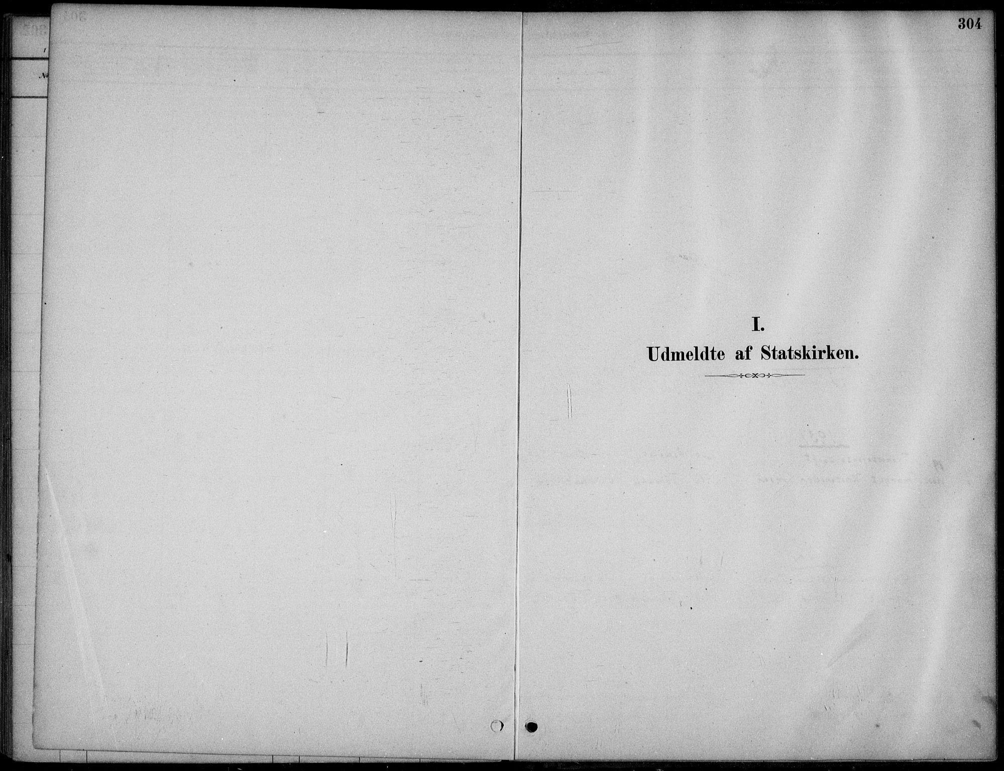 SAKO, Hjartdal kirkebøker, F/Fc/L0002: Ministerialbok nr. III 2, 1880-1936, s. 304