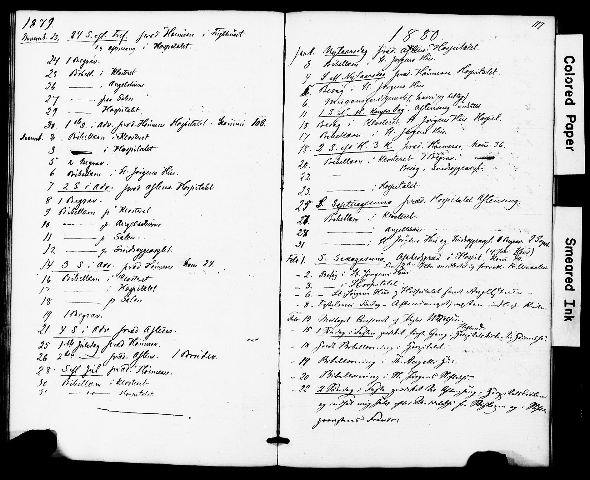 SAT, Ministerialprotokoller, klokkerbøker og fødselsregistre - Sør-Trøndelag, 623/L0469: Ministerialbok nr. 623A03, 1868-1883, s. 117