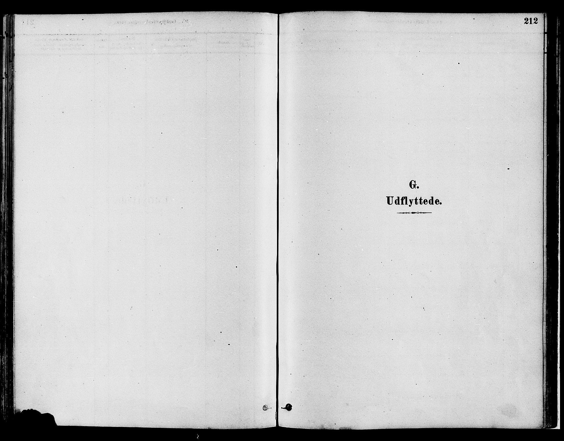 SAH, Gran prestekontor, Ministerialbok nr. 14, 1880-1889, s. 212