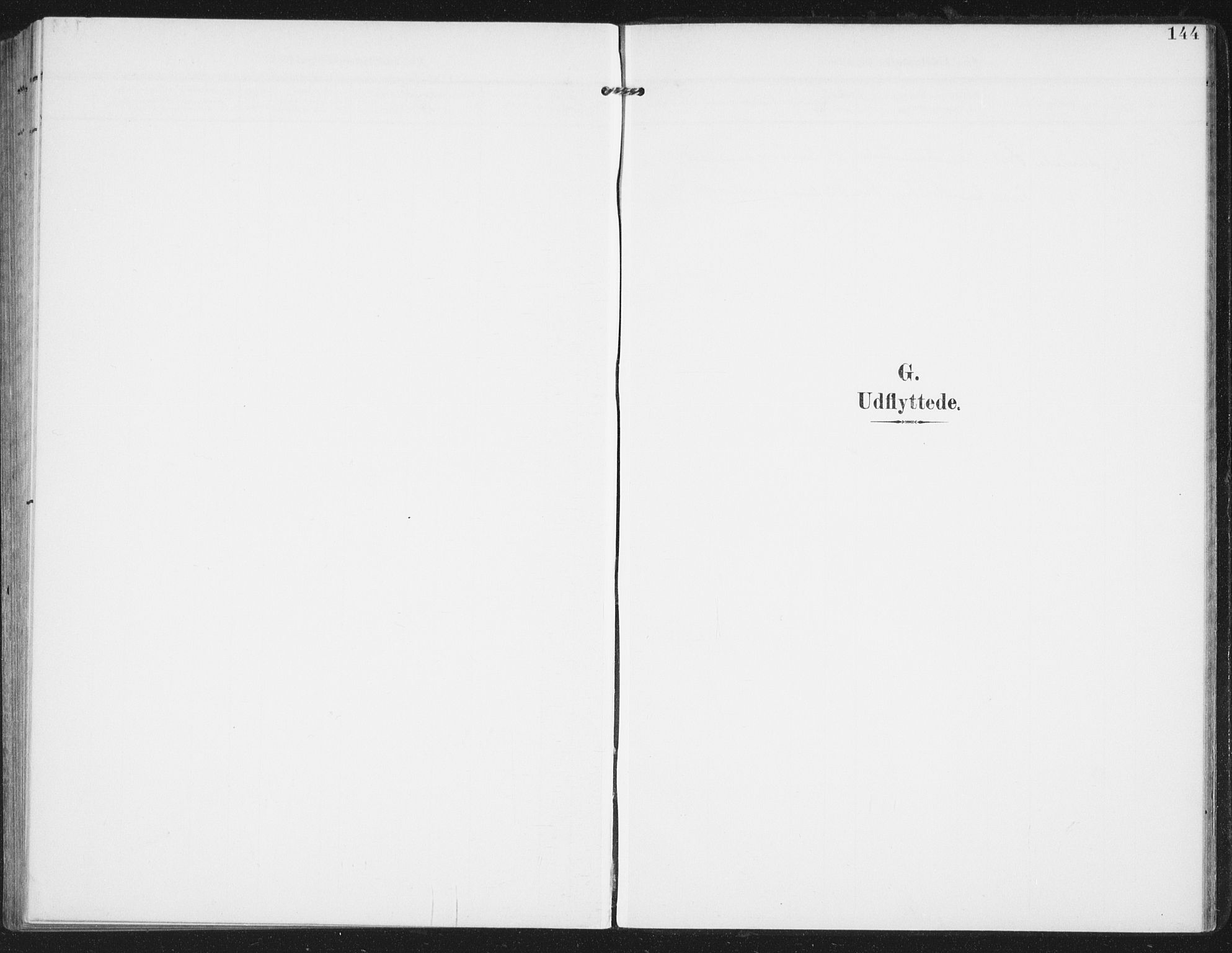 SAT, Ministerialprotokoller, klokkerbøker og fødselsregistre - Nordland, 886/L1221: Ministerialbok nr. 886A03, 1903-1913, s. 144