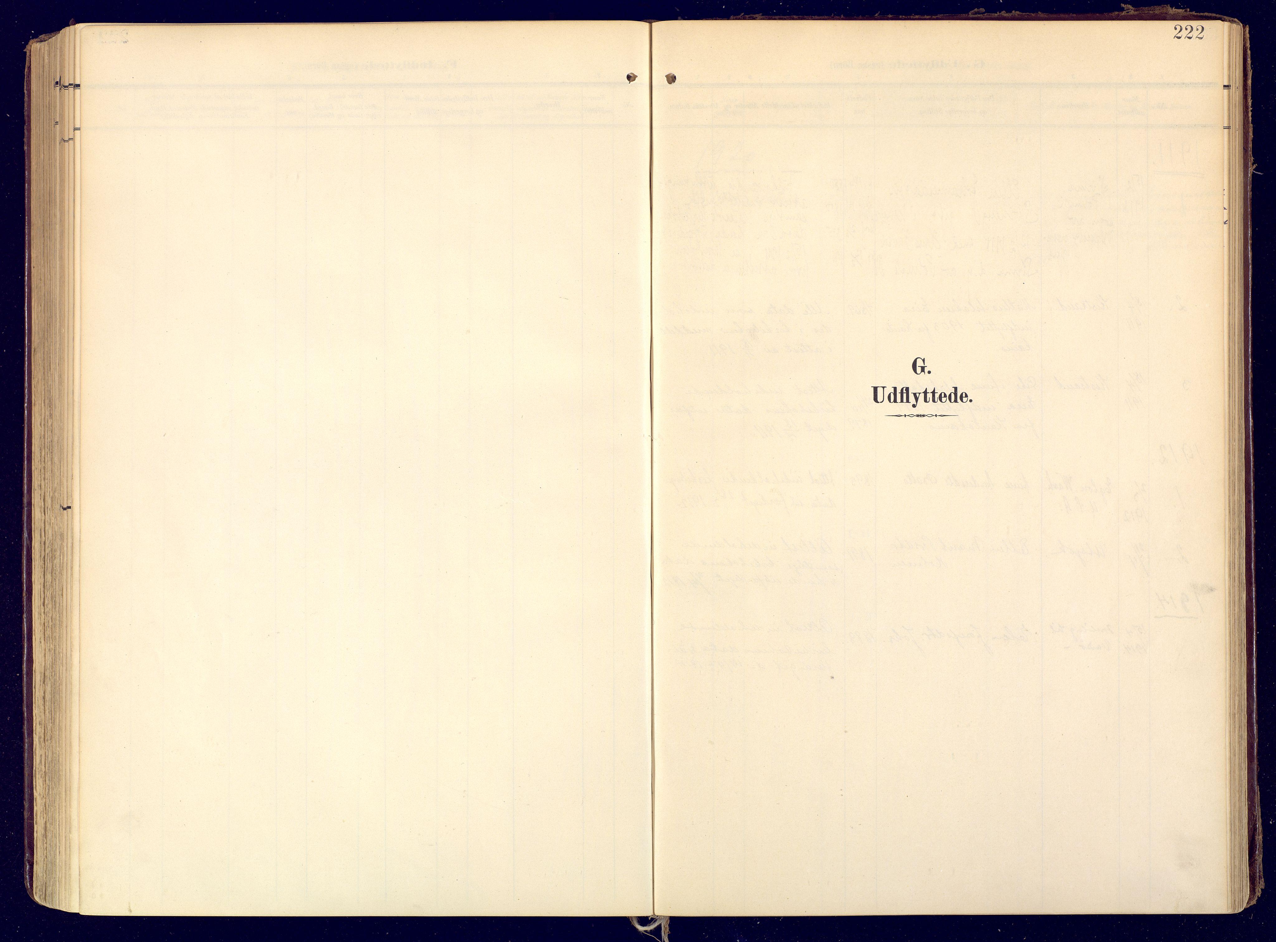 SATØ, Karasjok sokneprestkontor, H/Ha: Ministerialbok nr. 3, 1907-1926, s. 222