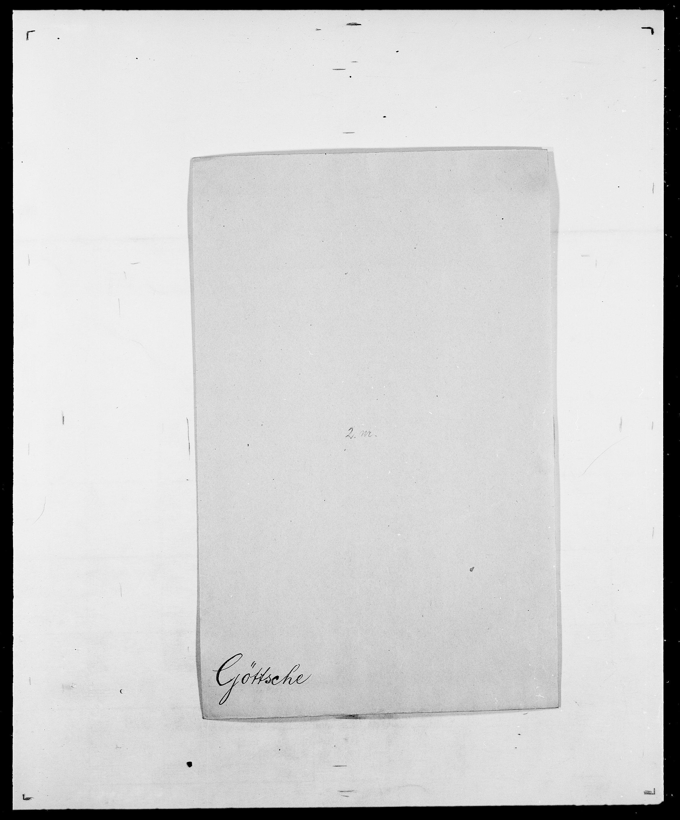 SAO, Delgobe, Charles Antoine - samling, D/Da/L0015: Grodtshilling - Halvorsæth, s. 564