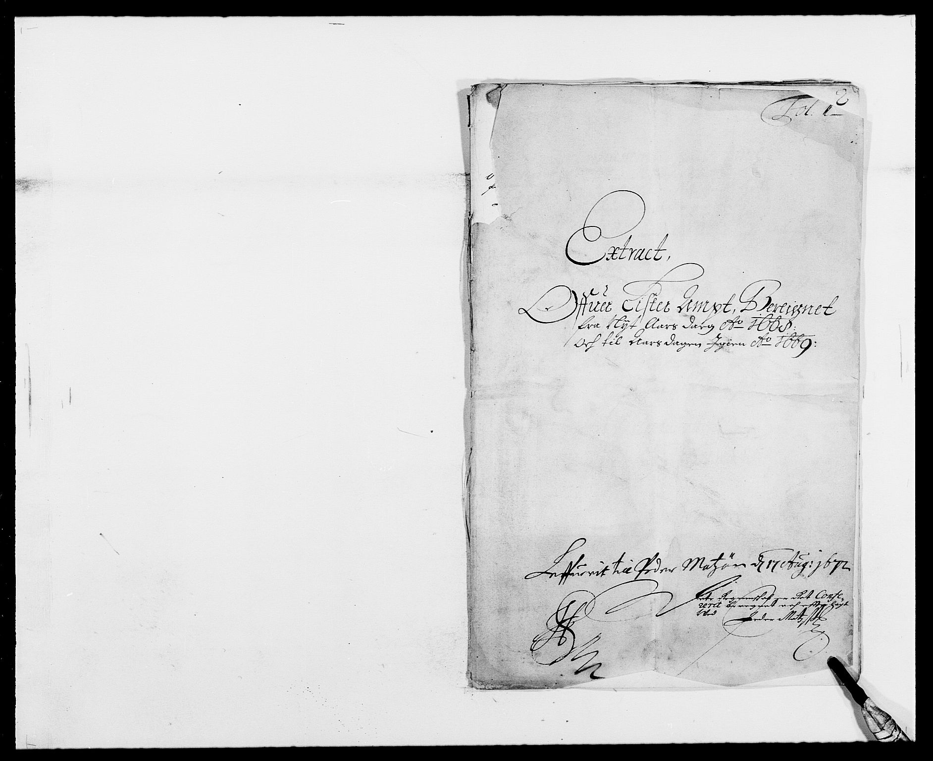 RA, Rentekammeret inntil 1814, Reviderte regnskaper, Fogderegnskap, R41/L2524: Fogderegnskap Lista, 1665-1668, s. 340