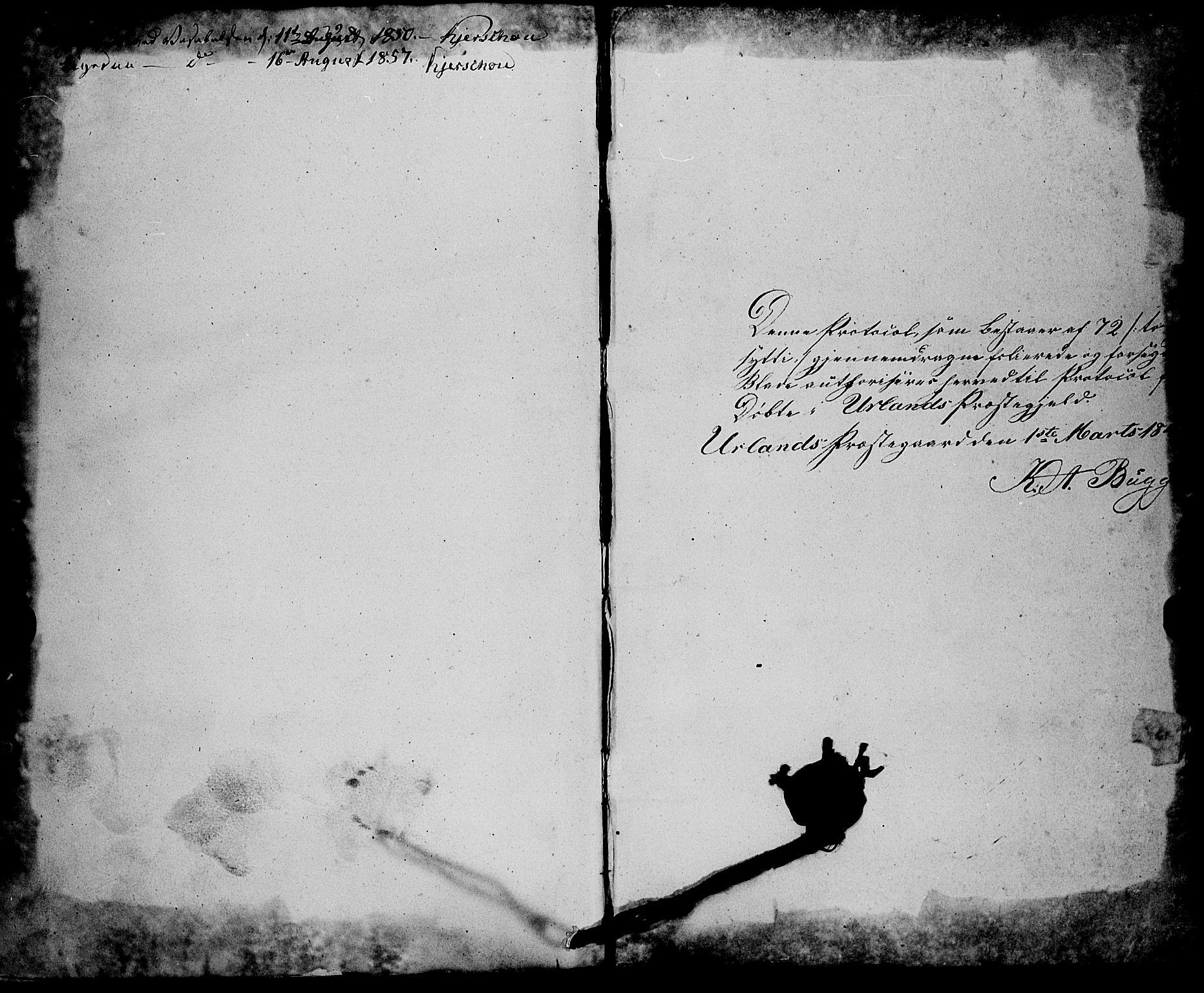 SAB, Aurland Sokneprestembete*, Ministerialbok nr. A 7, 1842-1853
