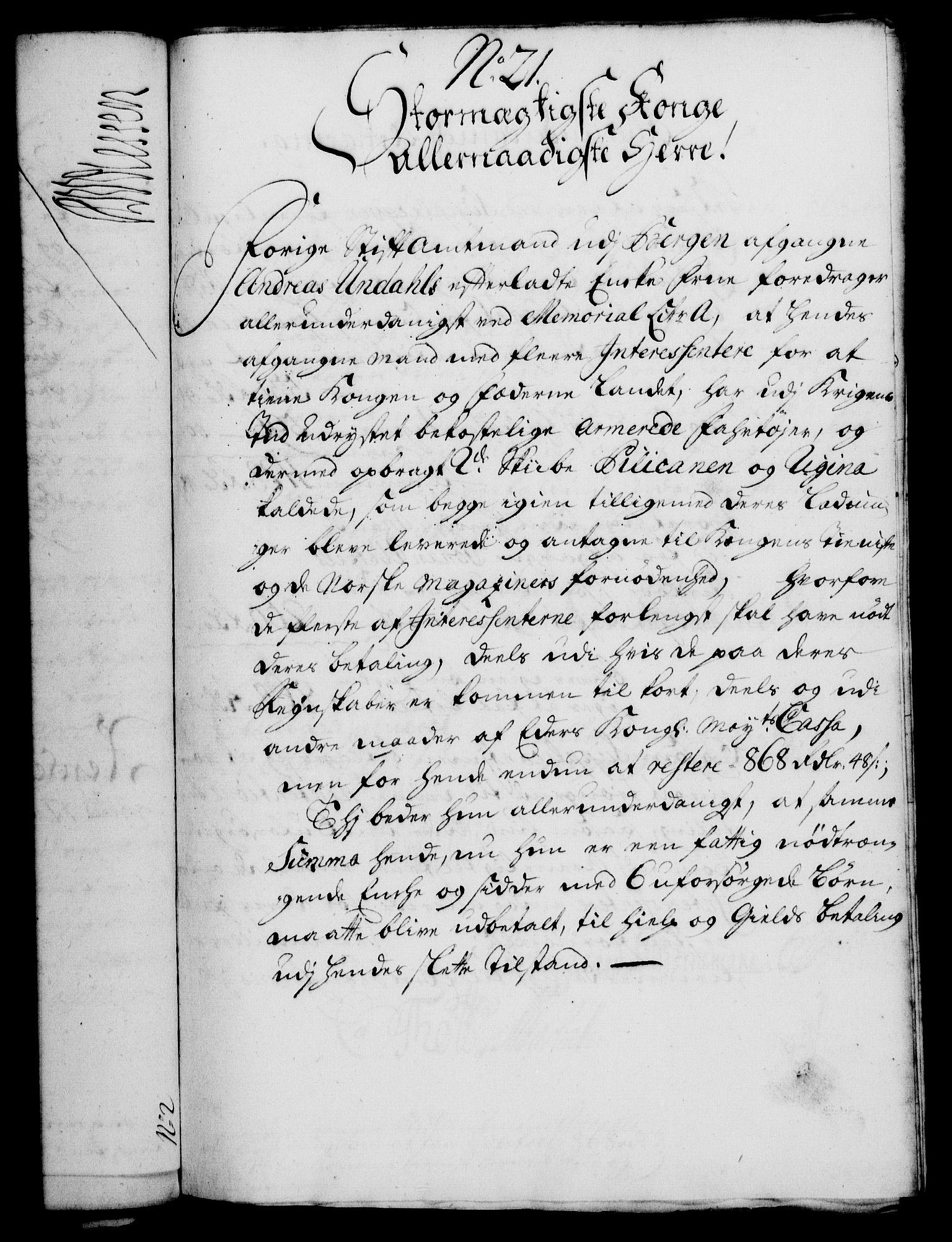 RA, Rentekammeret, Kammerkanselliet, G/Gf/Gfa/L0014: Norsk relasjons- og resolusjonsprotokoll (merket RK 52.14), 1731, s. 123