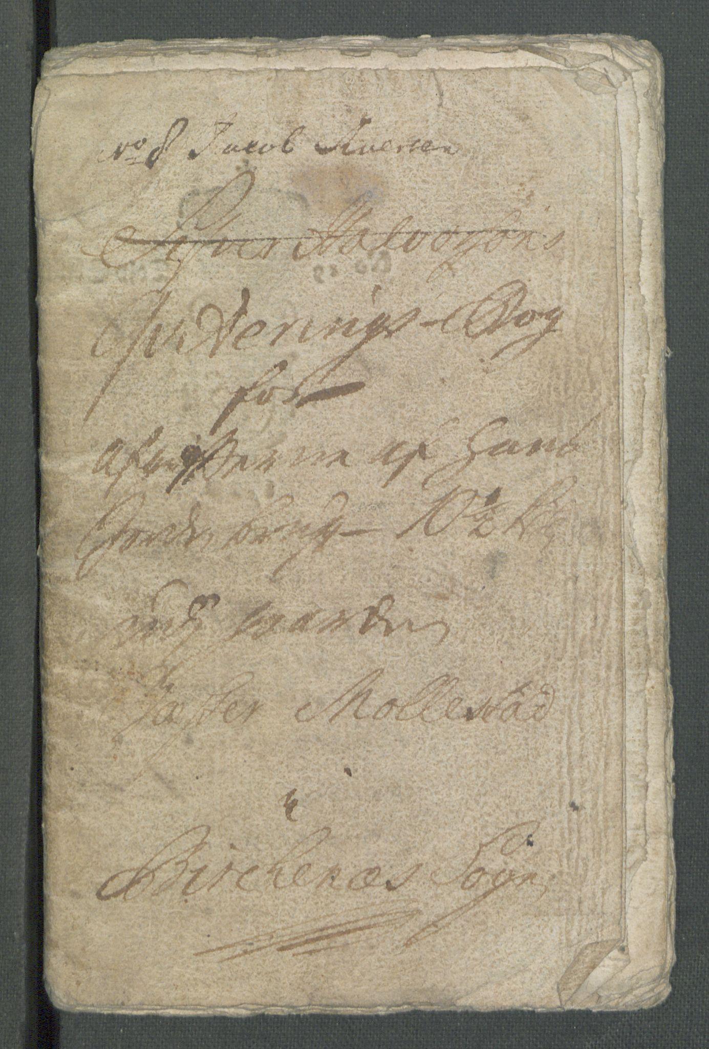 RA, Rentekammeret inntil 1814, Realistisk ordnet avdeling, Od/L0001: Oppløp, 1786-1769, s. 434