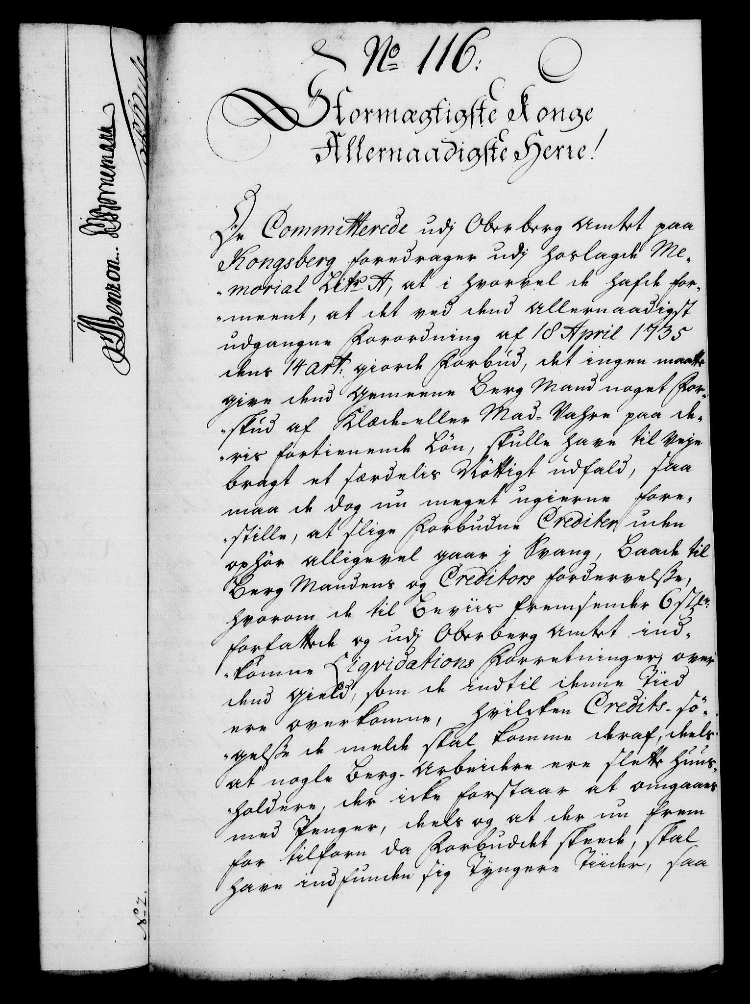 RA, Rentekammeret, Kammerkanselliet, G/Gf/Gfa/L0021: Norsk relasjons- og resolusjonsprotokoll (merket RK 52.21), 1738, s. 655