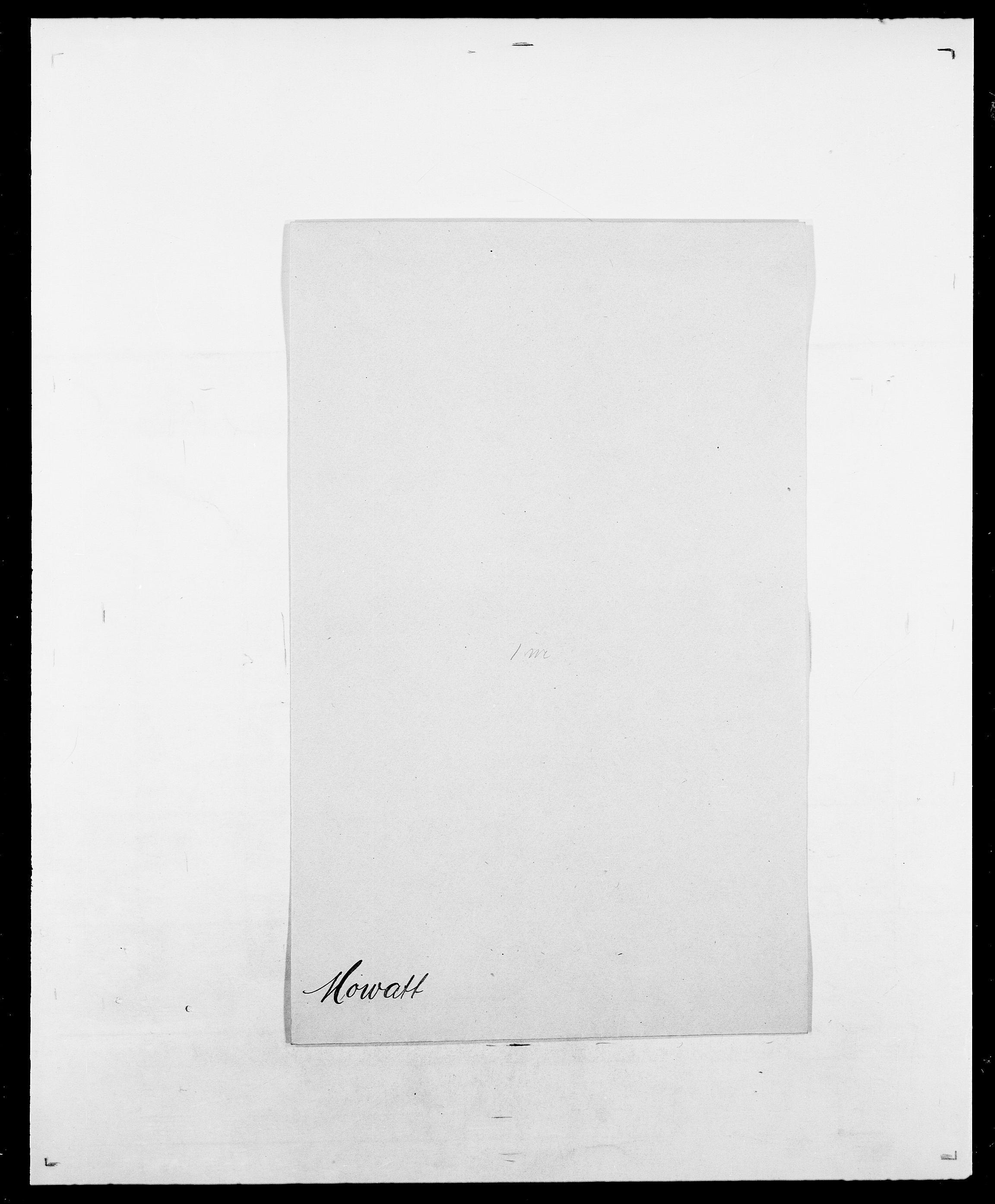 SAO, Delgobe, Charles Antoine - samling, D/Da/L0027: Morath - v. Møsting, s. 108