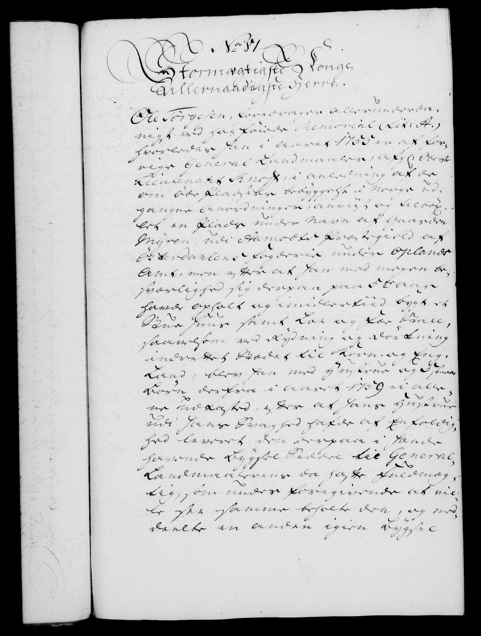 RA, Rentekammeret, Kammerkanselliet, G/Gf/Gfa/L0046: Norsk relasjons- og resolusjonsprotokoll (merket RK 52.46), 1764, s. 337