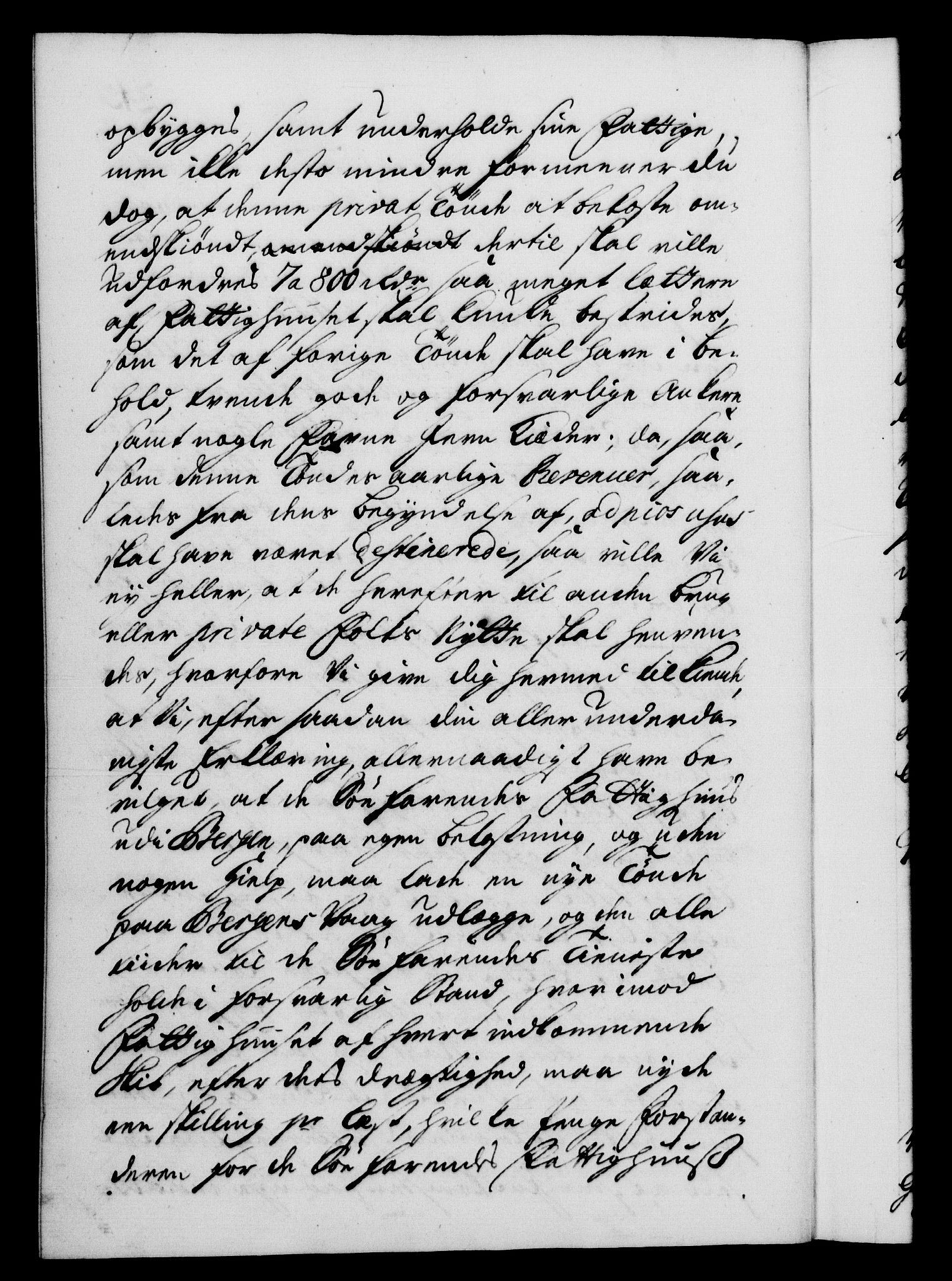 RA, Danske Kanselli 1572-1799, F/Fc/Fca/Fcab/L0028: Norske tegnelser, 1738-1740, s. 213b