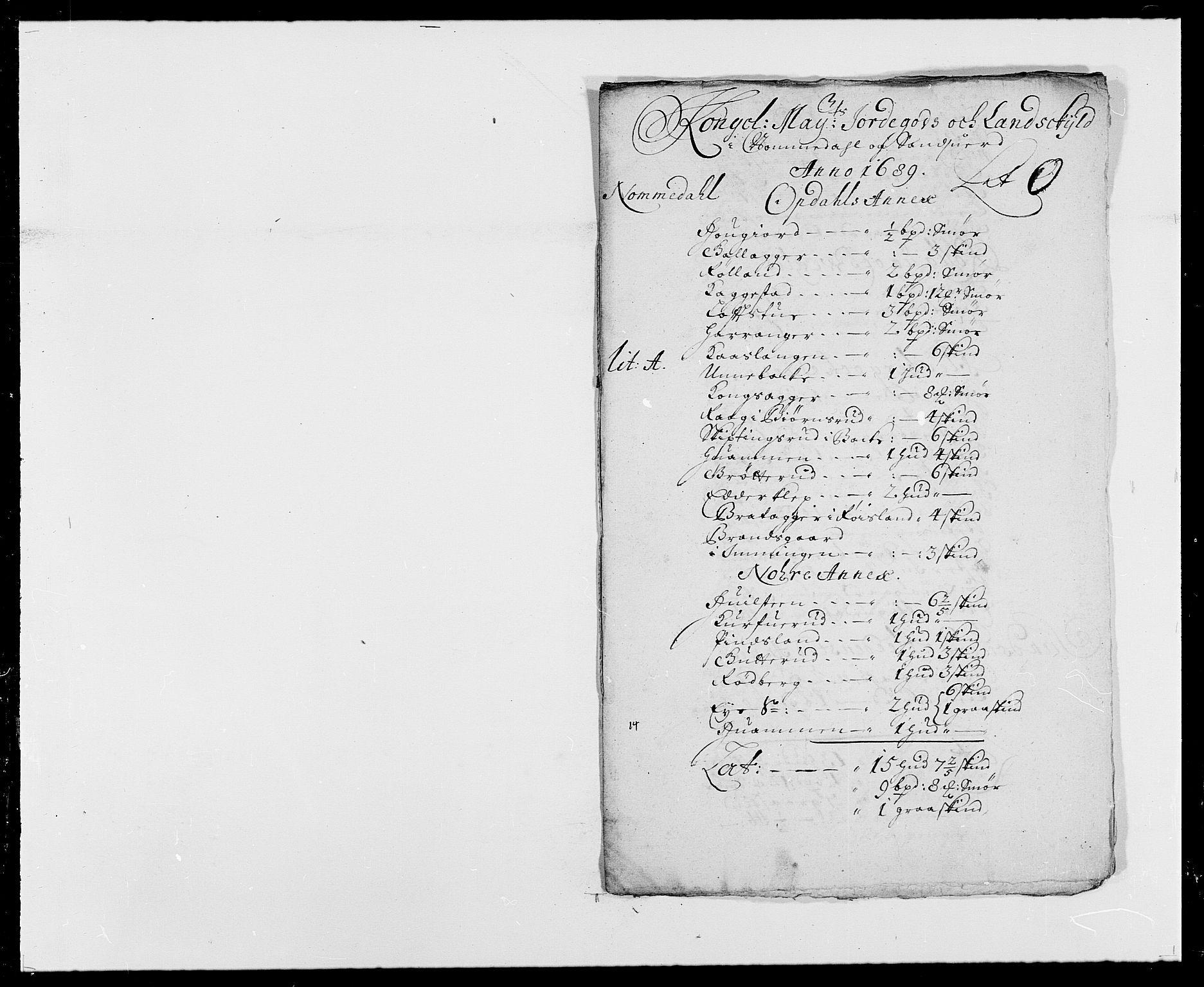 RA, Rentekammeret inntil 1814, Reviderte regnskaper, Fogderegnskap, R24/L1573: Fogderegnskap Numedal og Sandsvær, 1687-1691, s. 351