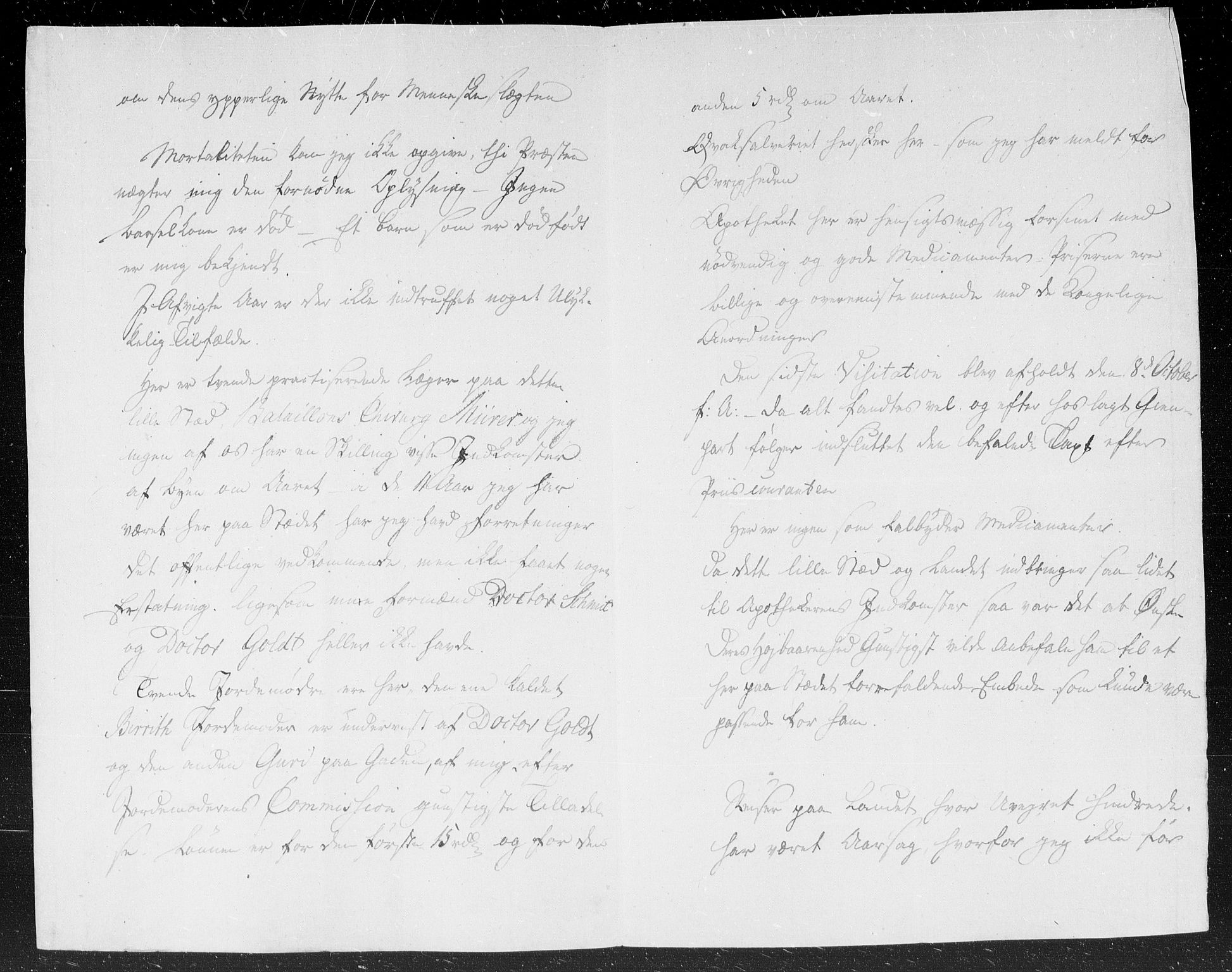 RA, Sunnhetskollegiet 1809-1815, E/L0015: Medisinalinnberetninger, 1803-1812