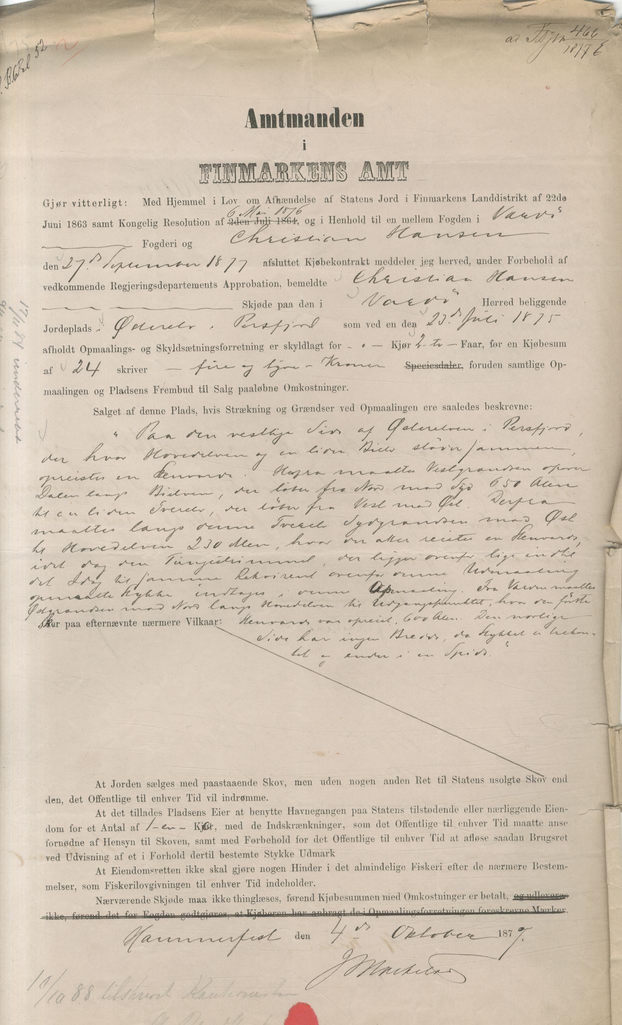 VAMU, Brodtkorb handel A/S, Q/Qb/L0003: Faste eiendommer i Vardø Herred, 1862-1939, s. 40
