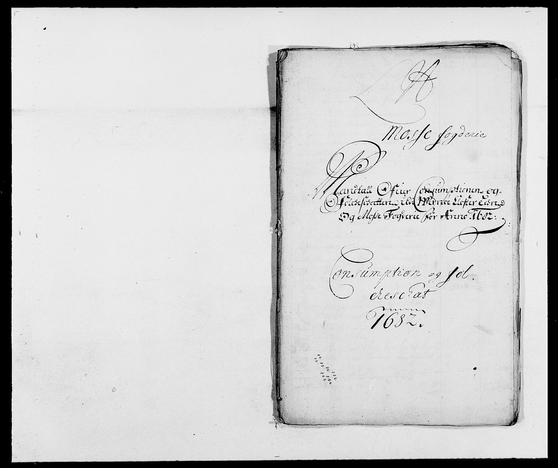 RA, Rentekammeret inntil 1814, Reviderte regnskaper, Fogderegnskap, R02/L0103: Fogderegnskap Moss og Verne kloster, 1682-1684, s. 226