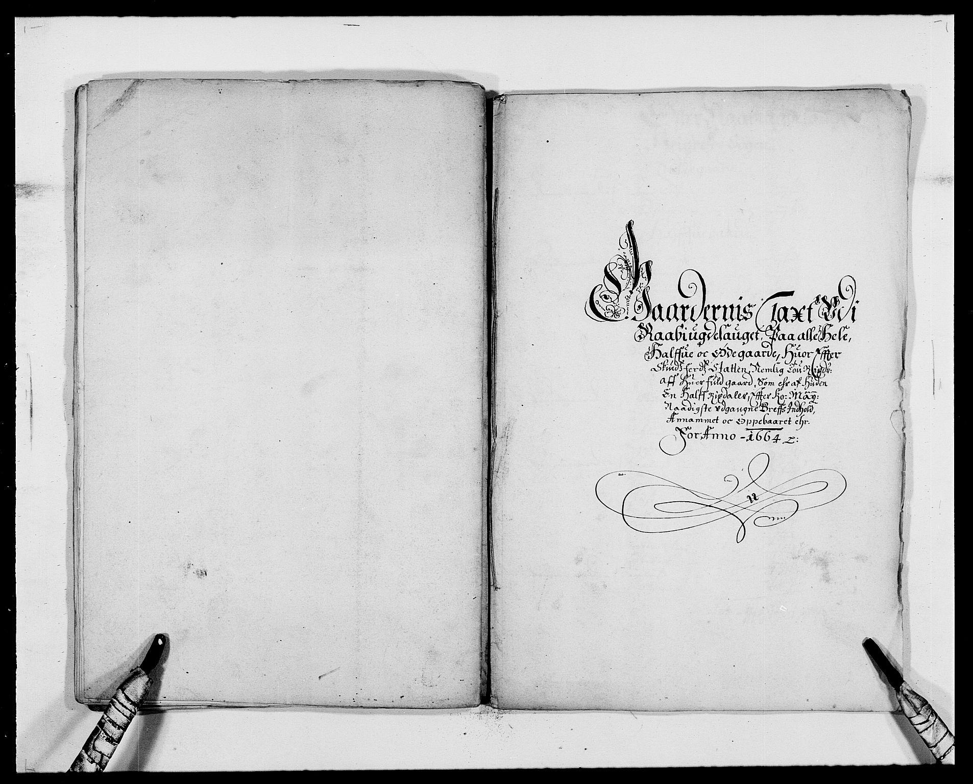 RA, Rentekammeret inntil 1814, Reviderte regnskaper, Fogderegnskap, R40/L2431: Fogderegnskap Råbyggelag, 1664-1668, s. 76