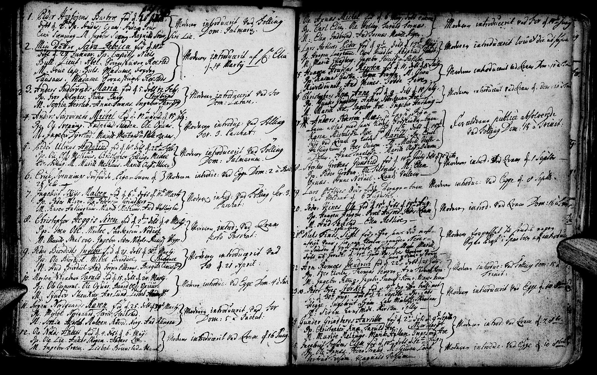 SAT, Ministerialprotokoller, klokkerbøker og fødselsregistre - Nord-Trøndelag, 746/L0439: Ministerialbok nr. 746A01, 1688-1759, s. 41