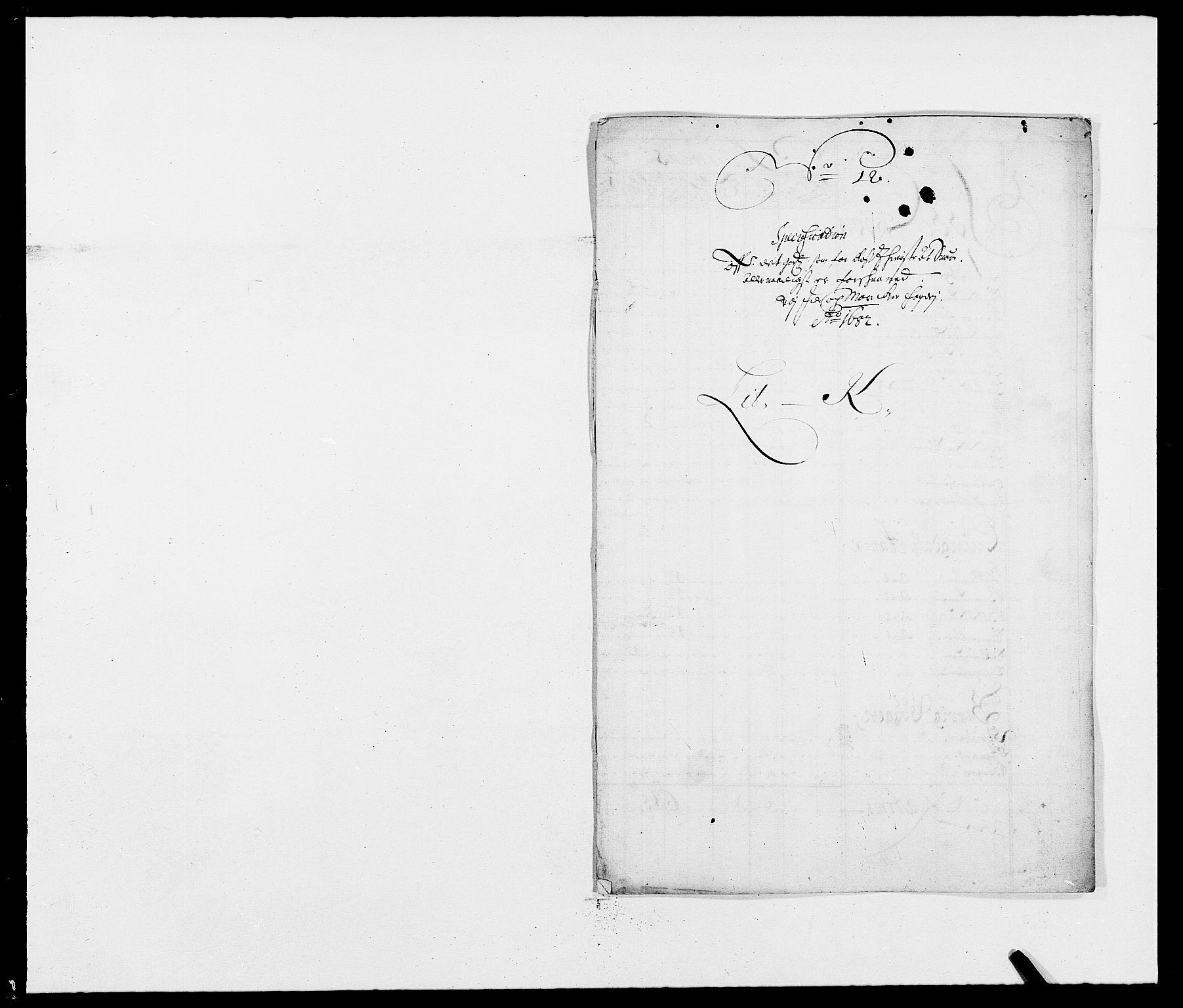 RA, Rentekammeret inntil 1814, Reviderte regnskaper, Fogderegnskap, R01/L0004: Fogderegnskap Idd og Marker , 1682-1683, s. 153