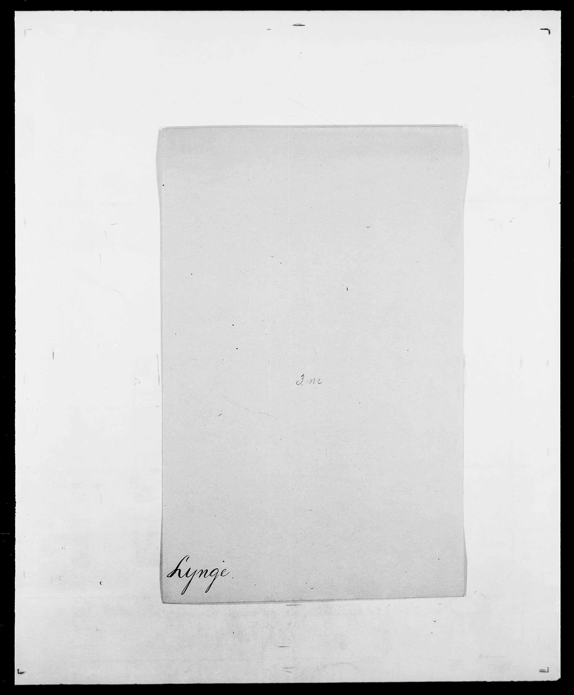 SAO, Delgobe, Charles Antoine - samling, D/Da/L0024: Lobech - Lærum, s. 745