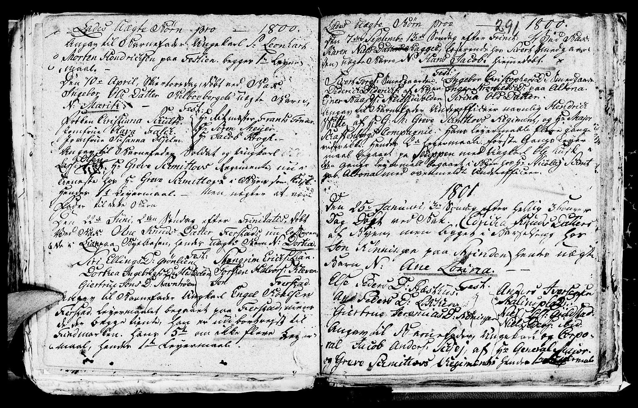 SAT, Ministerialprotokoller, klokkerbøker og fødselsregistre - Sør-Trøndelag, 606/L0305: Klokkerbok nr. 606C01, 1757-1819, s. 291