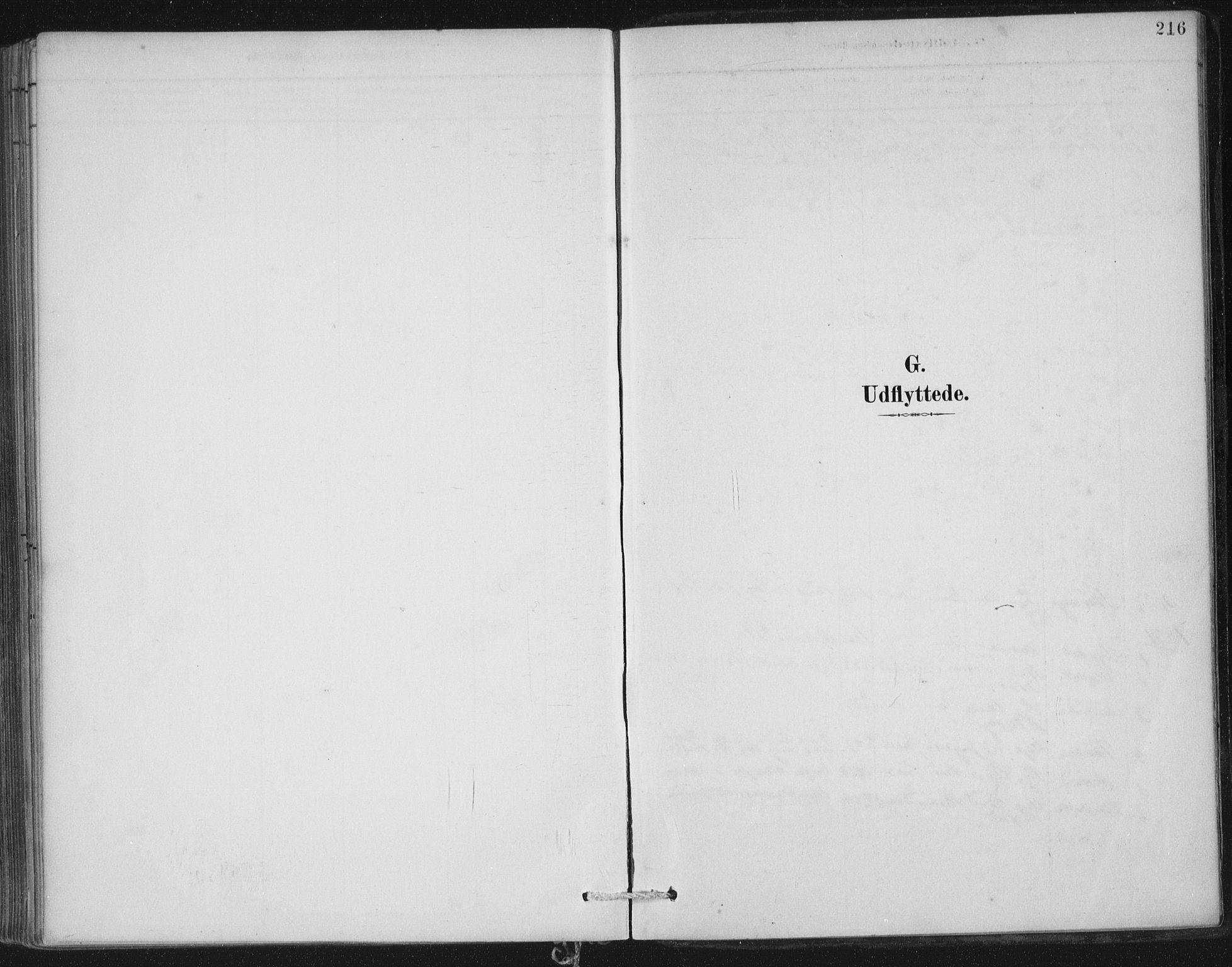 SAST, Nedstrand sokneprestkontor, IV: Ministerialbok nr. A 12, 1887-1915, s. 216