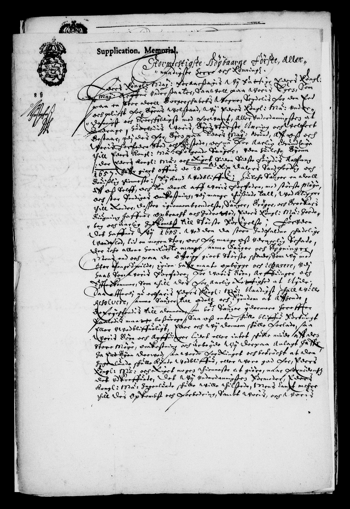 RA, Rentekammeret inntil 1814, Realistisk ordnet avdeling, On/L0010: [Jj 11]: Salg av krongods i Norge, 1661-1704, s. 563