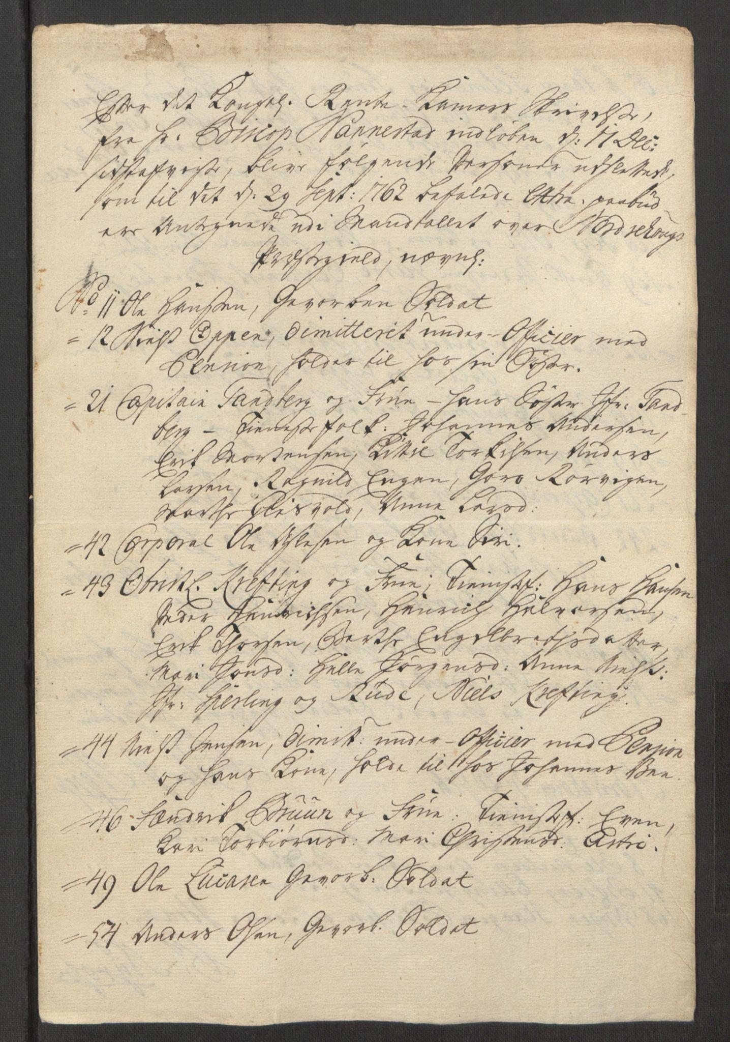 RA, Rentekammeret inntil 1814, Reviderte regnskaper, Fogderegnskap, R23/L1565: Ekstraskatten Ringerike og Hallingdal, 1762-1763, s. 567