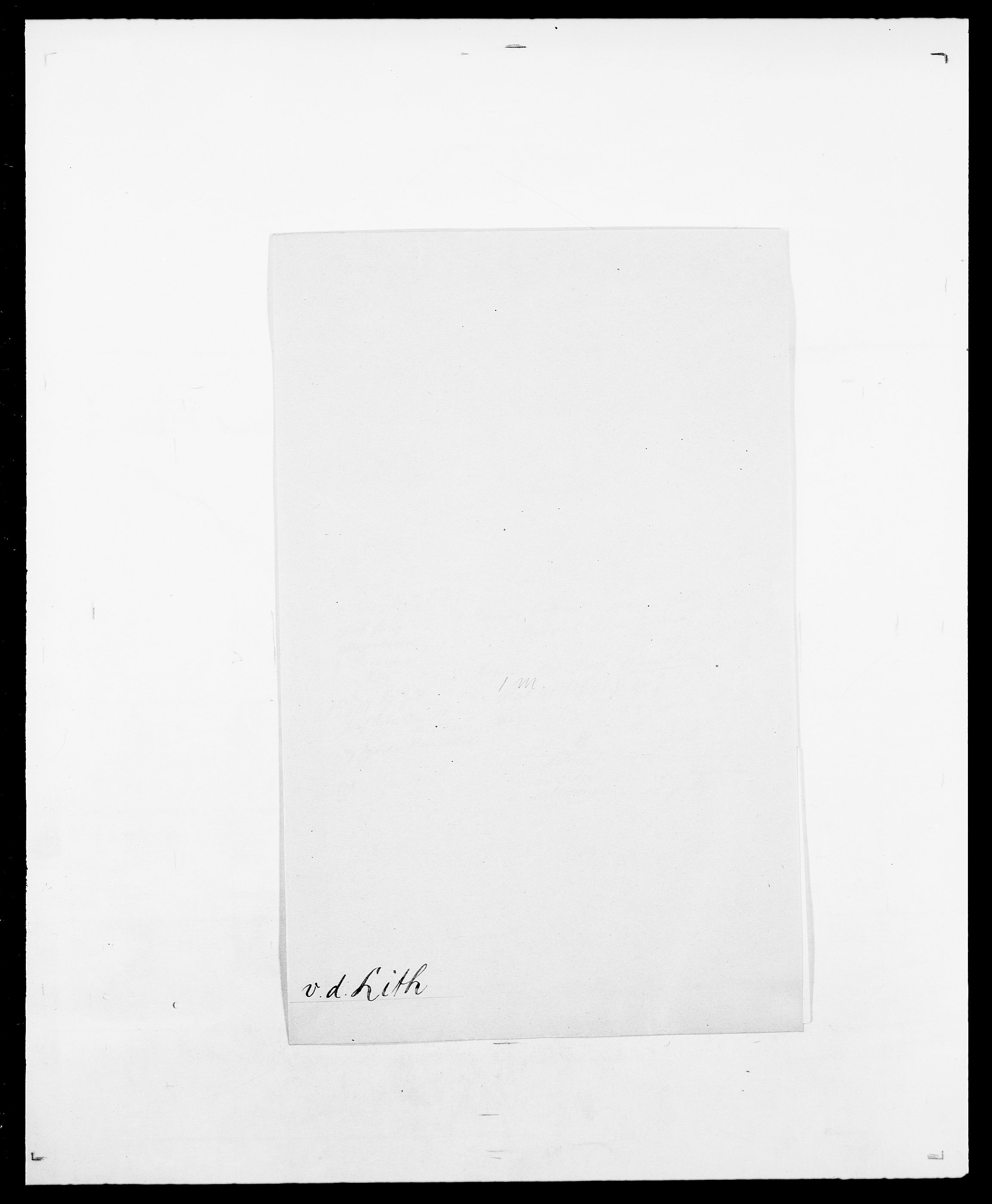 SAO, Delgobe, Charles Antoine - samling, D/Da/L0023: Lau - Lirvyn, s. 703