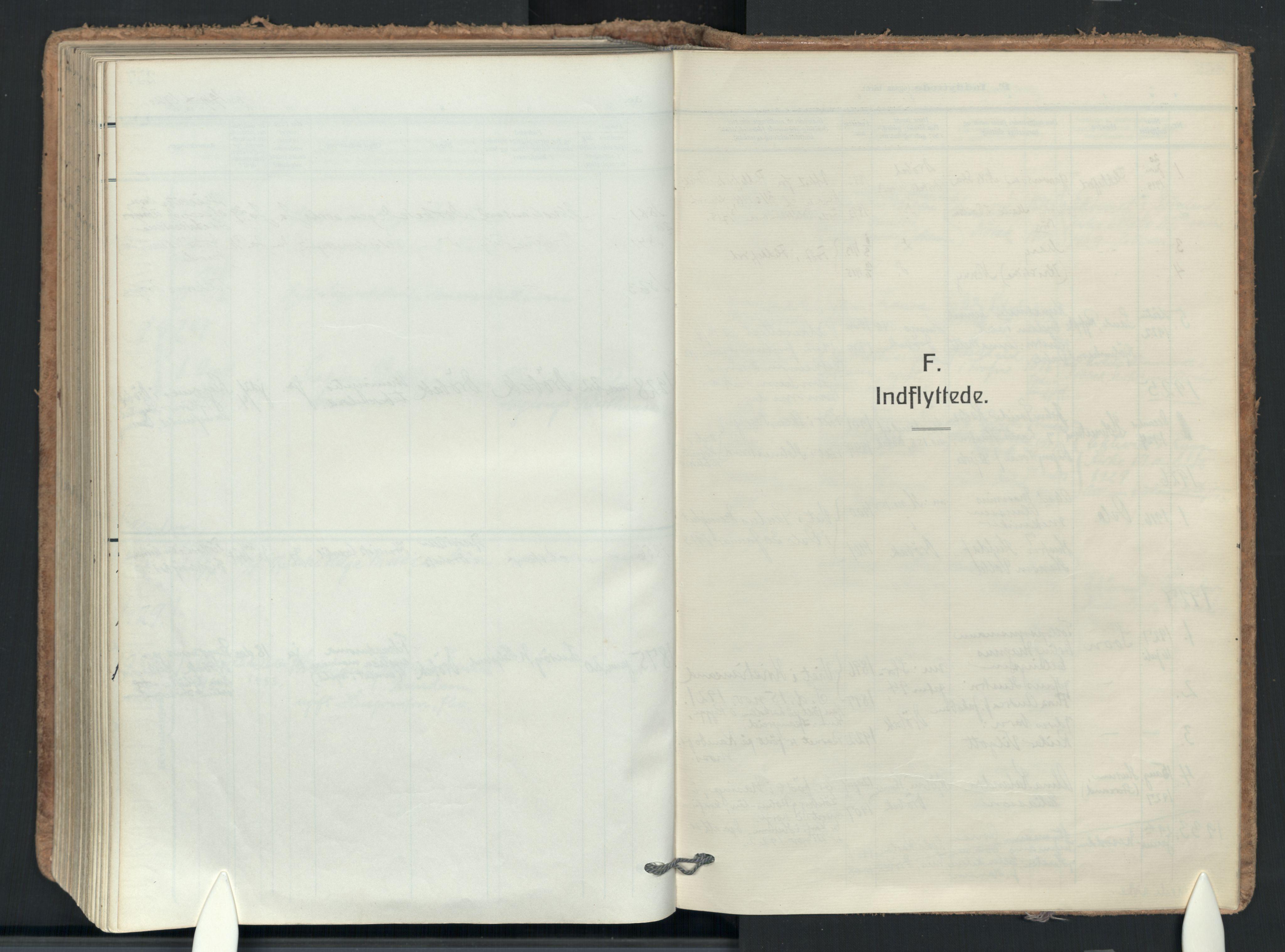 SAO, Drøbak prestekontor Kirkebøker, F/Fb/L0004: Ministerialbok nr. II 4, 1918-1933