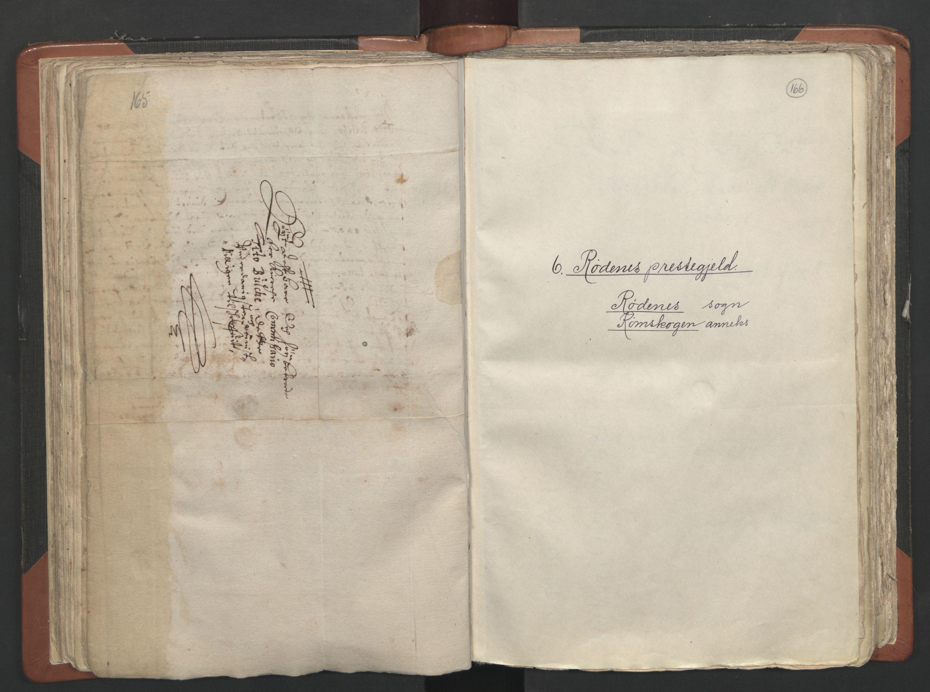 RA, Sogneprestenes manntall 1664-1666, nr. 2: Øvre Borgesyssel prosti, 1664-1666, s. 165-166