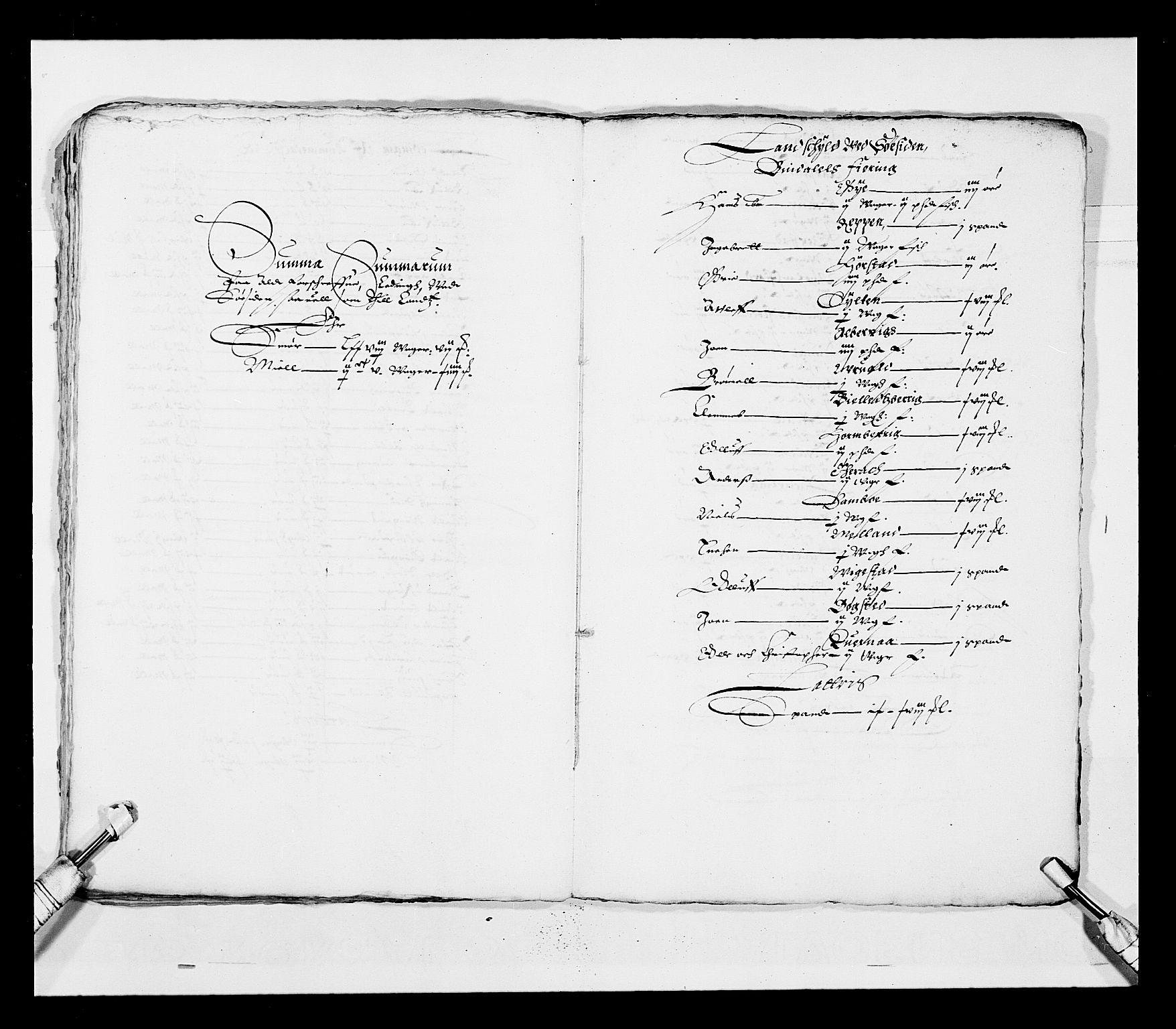 RA, Stattholderembetet 1572-1771, Ek/L0028: Jordebøker 1633-1658:, 1645-1646, s. 94