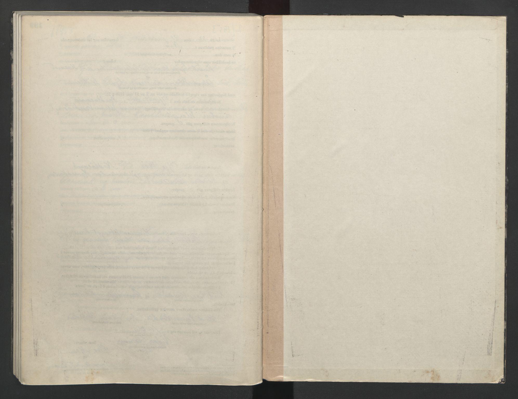 SAO, Nes tingrett, L/Lc/Lca/L0003: Vigselbok, 1944-1953, s. upaginert