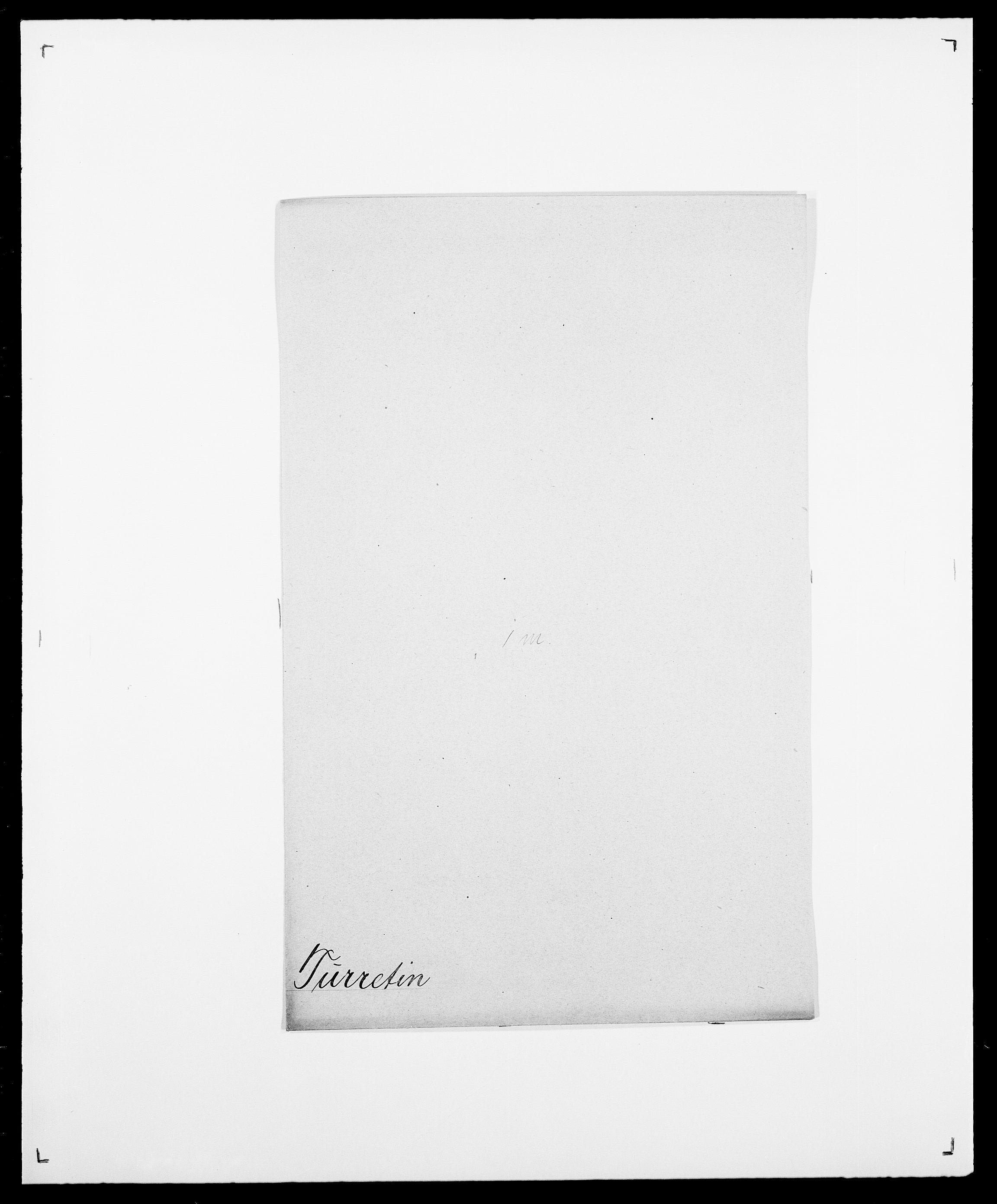 SAO, Delgobe, Charles Antoine - samling, D/Da/L0039: Thorsen - Urup, s. 475