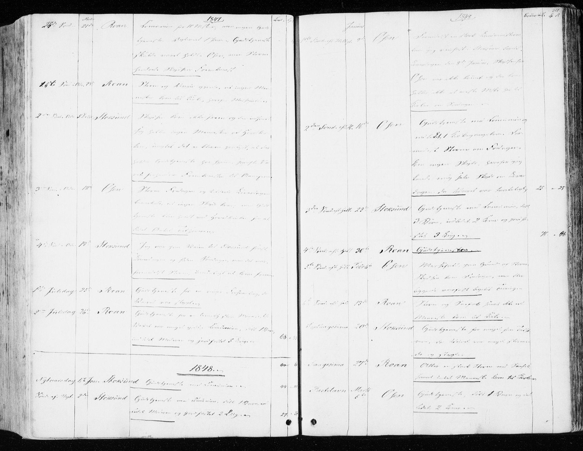 SAT, Ministerialprotokoller, klokkerbøker og fødselsregistre - Sør-Trøndelag, 657/L0704: Ministerialbok nr. 657A05, 1846-1857, s. 351