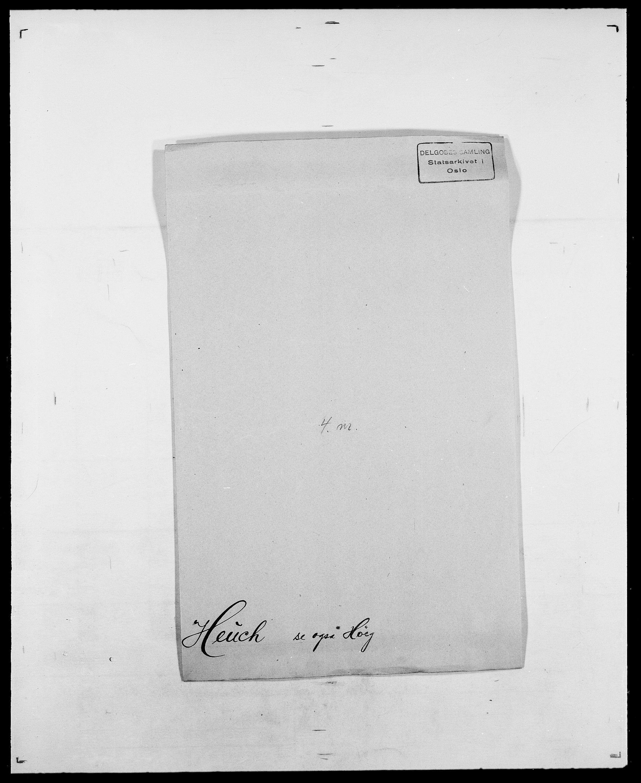 SAO, Delgobe, Charles Antoine - samling, D/Da/L0017: Helander - Hjørne, s. 364