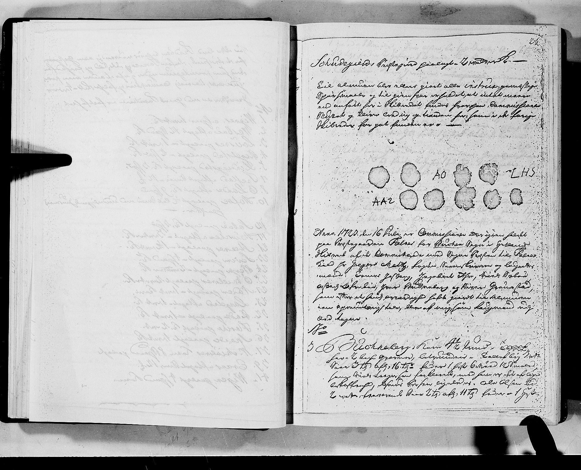 RA, Rentekammeret inntil 1814, Realistisk ordnet avdeling, N/Nb/Nbf/L0133a: Ryfylke eksaminasjonsprotokoll, 1723, s. 26a