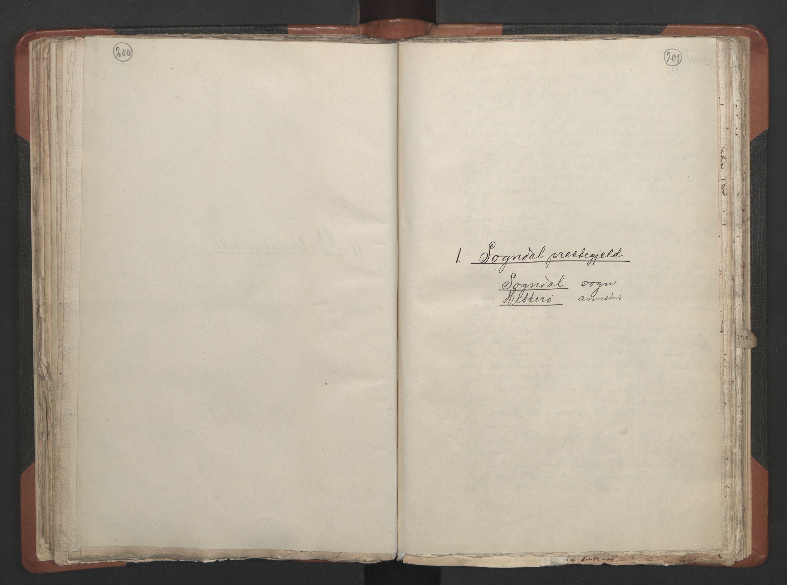 RA, Sogneprestenes manntall 1664-1666, nr. 17: Jæren prosti og Dalane prosti, 1664-1666, s. 200-201
