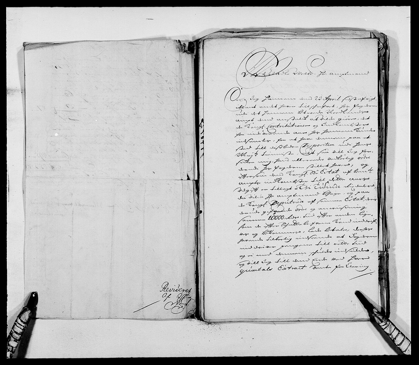 RA, Rentekammeret inntil 1814, Reviderte regnskaper, Fogderegnskap, R68/L4751: Fogderegnskap Senja og Troms, 1690-1693, s. 205