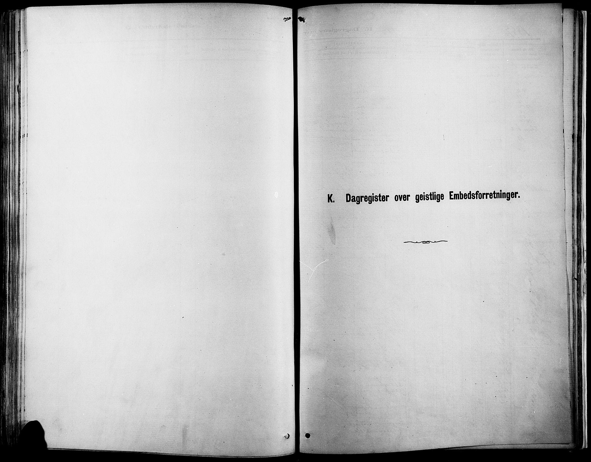 SAH, Vågå prestekontor, Ministerialbok nr. 9, 1886-1904