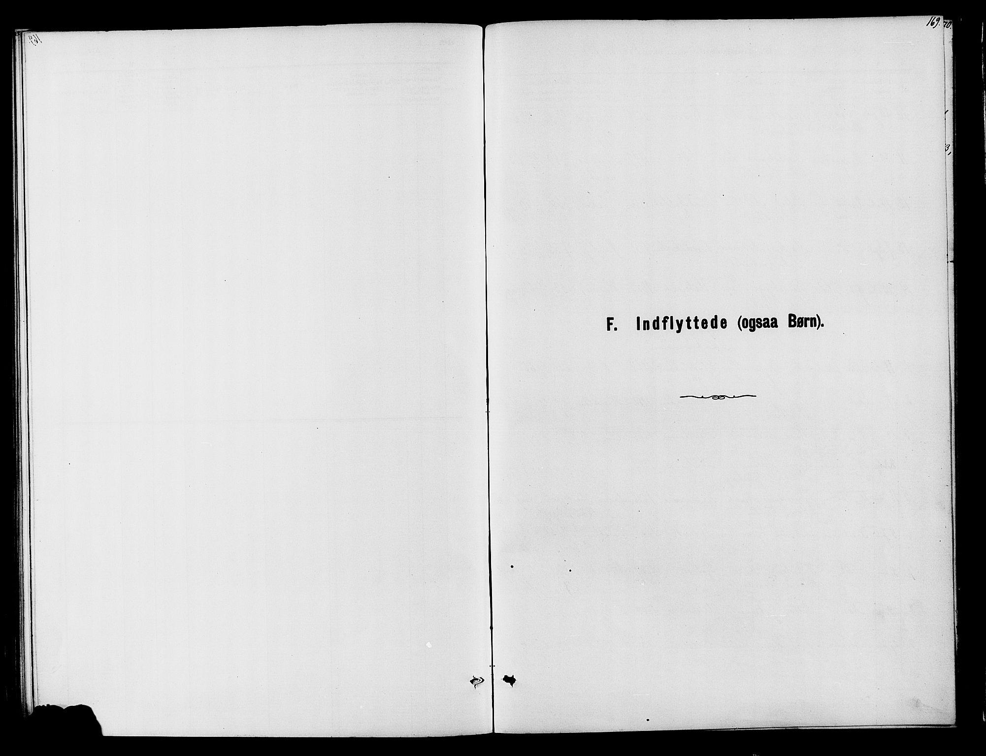 SAH, Vardal prestekontor, H/Ha/Haa/L0010: Ministerialbok nr. 10, 1878-1893, s. 169