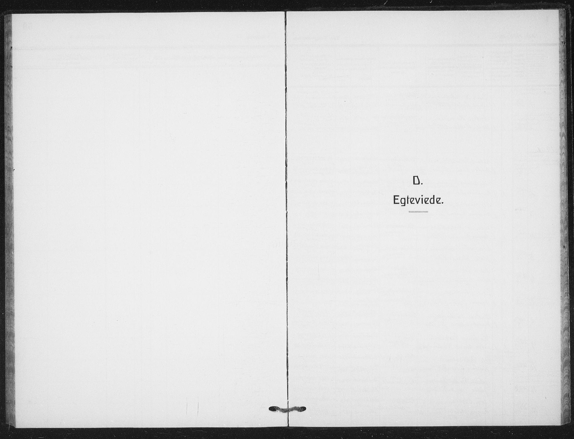 SATØ, Målselv sokneprestembete, Klokkerbok nr. 12, 1900-1936